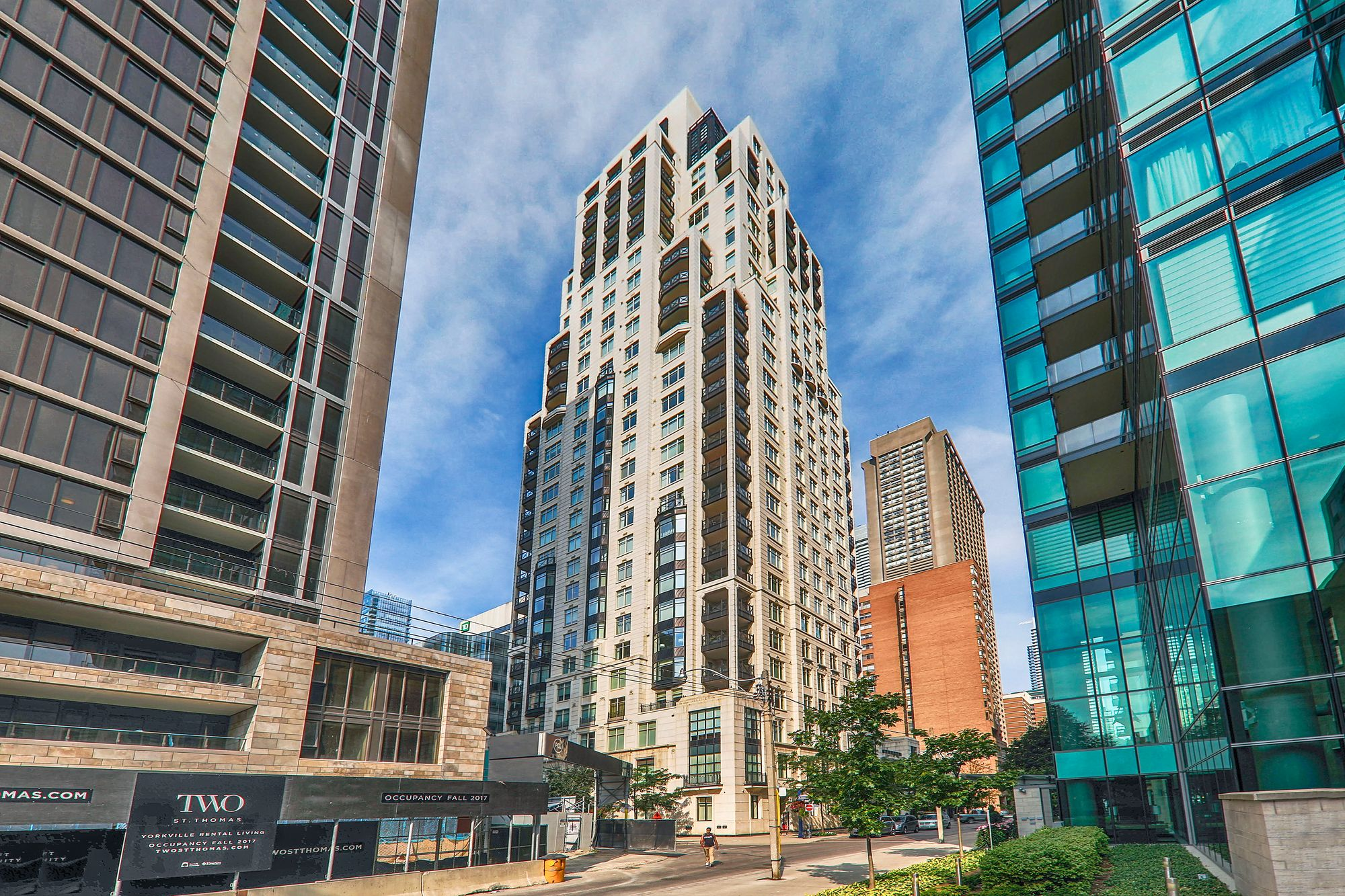 77 Charles West at 77 Charles St W. This condo is located in  Downtown, Toronto - image #1 of 4 by Strata.ca