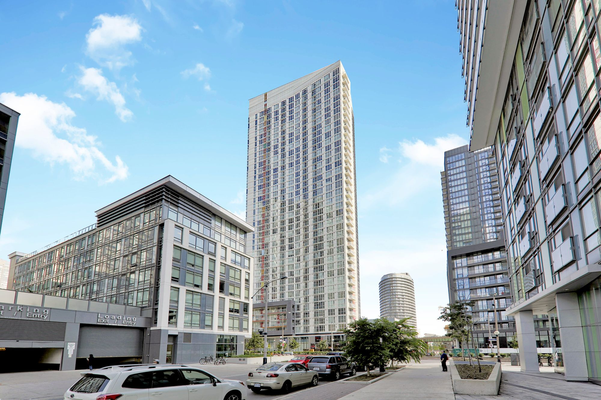 85 Queens Wharf Rd, unit 719 for rent in CityPlace - image #1
