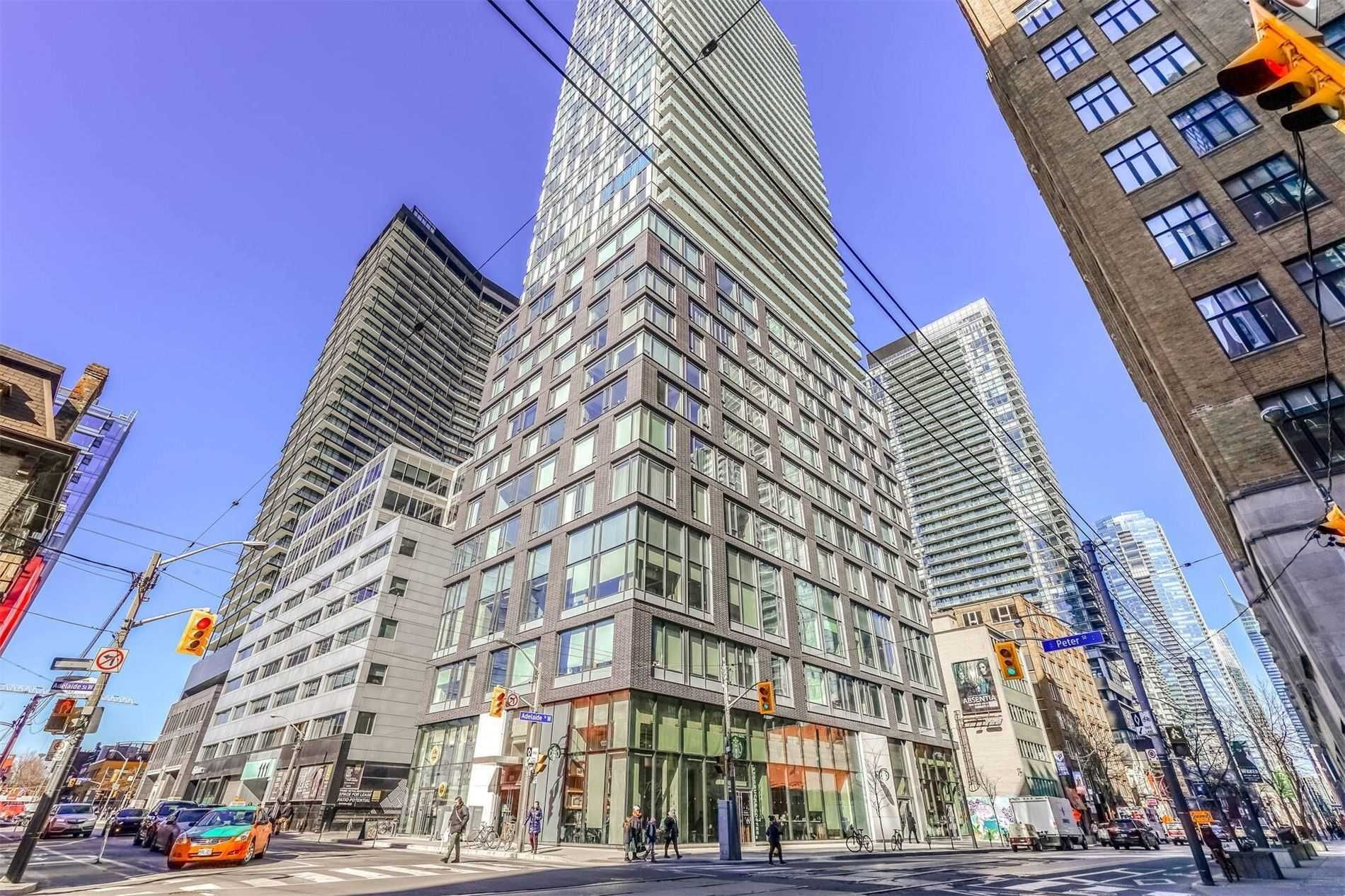 101 Peter St, unit 1912 for sale in Toronto - image #1