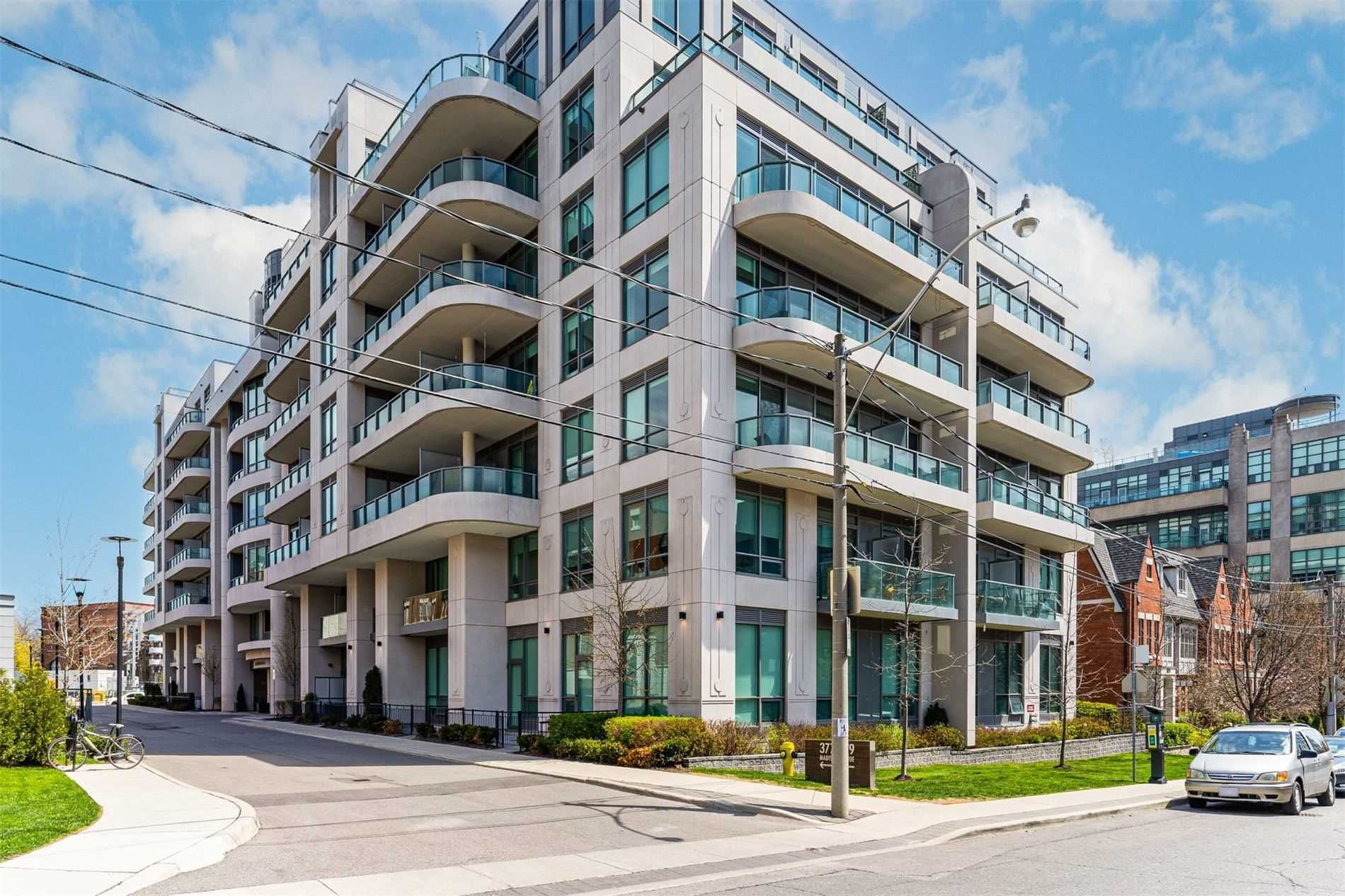 South Hill on Madison Condos at 377 Madison Ave  Unit #311 for Sale  Strata.ca