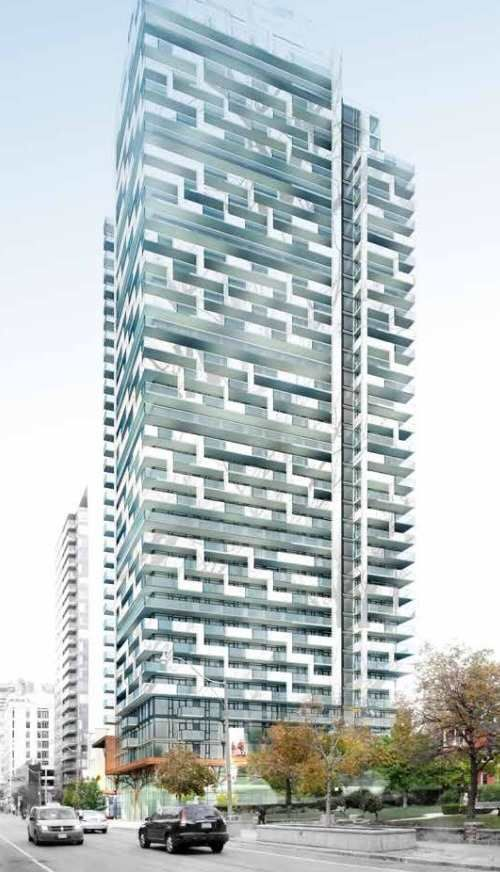 50 Wellesley St E, unit 1506 for rent in Toronto - image #1