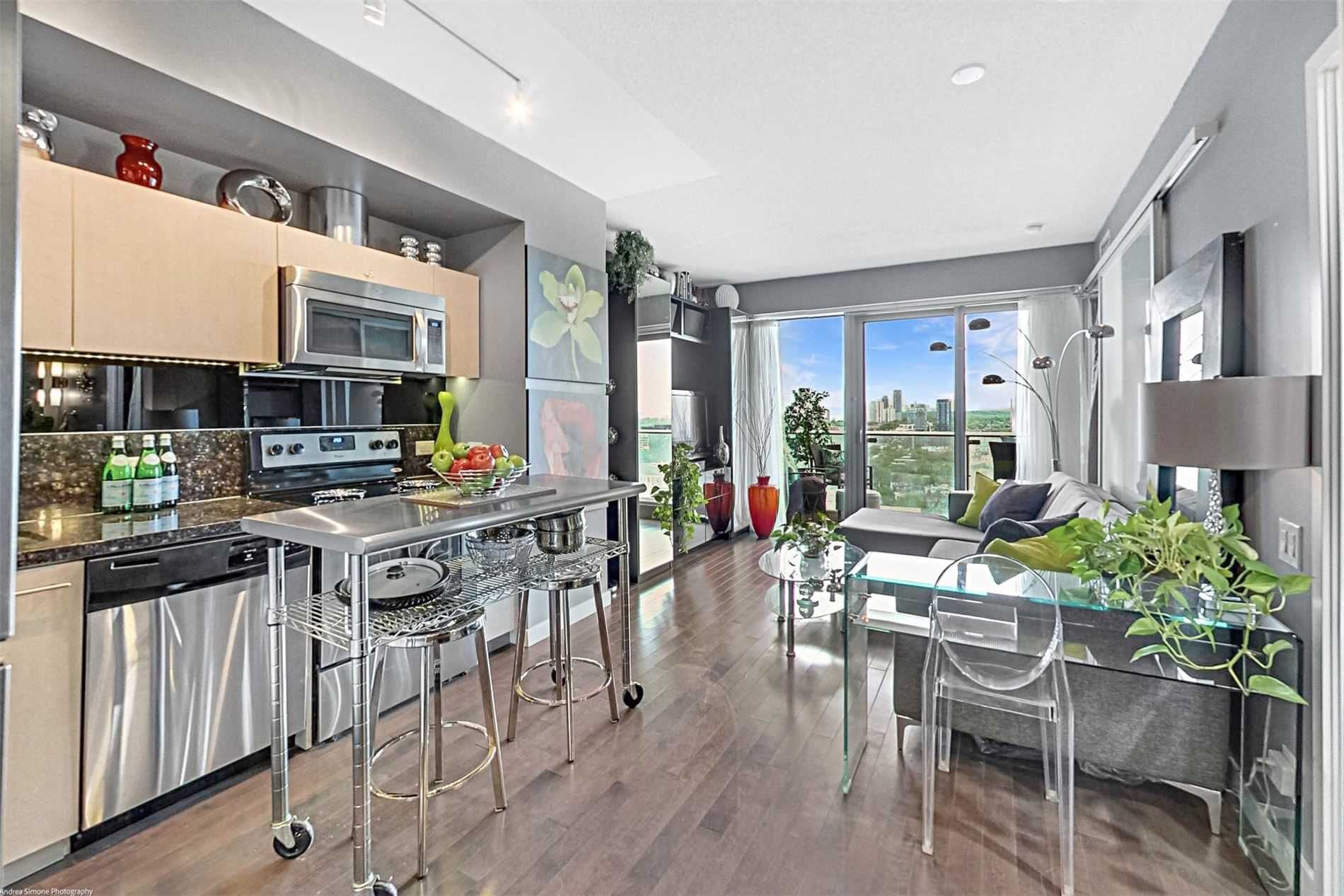 390 Cherry St, unit 2204 for sale in Toronto - image #1
