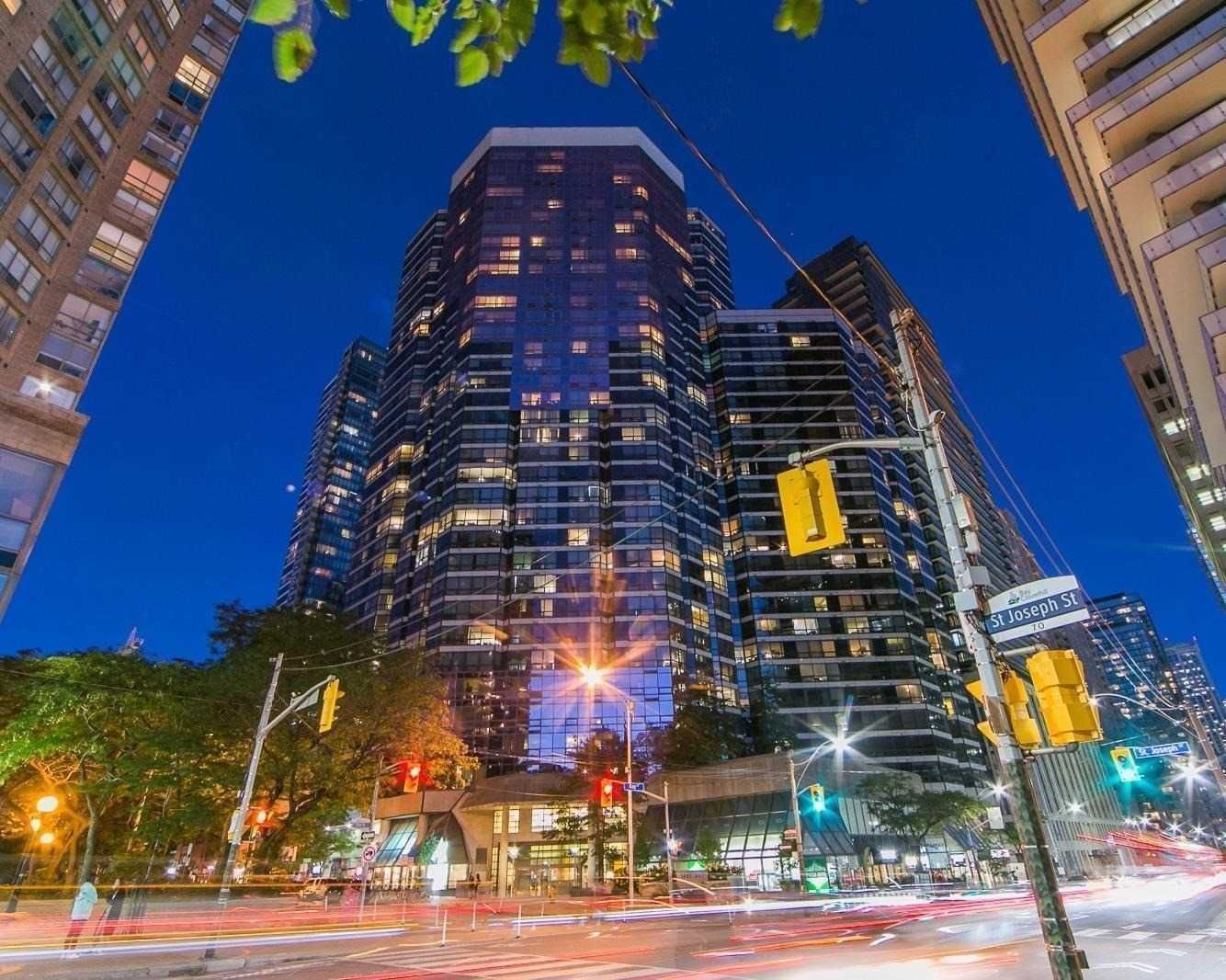 1001 Bay St, unit 1116 for rent in Toronto - image #1