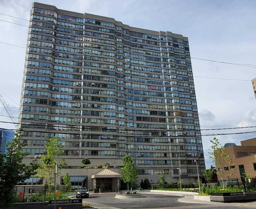 30 Greenfield Ave, unit 2101 for sale in Toronto - image #1