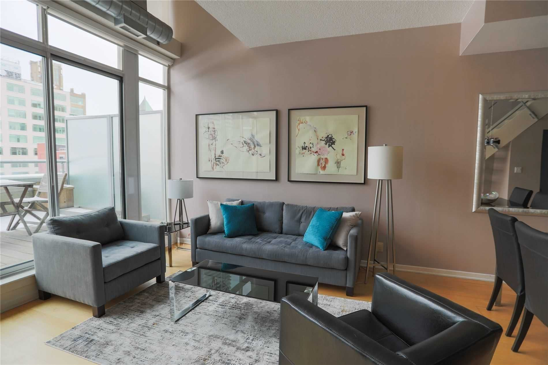 388 Richmond St, unit 704 for rent in Toronto - image #2