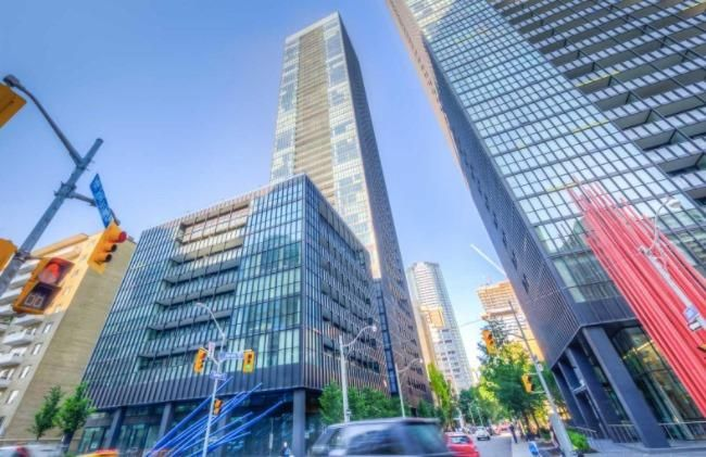101 Charles  St E, unit 4608 for rent in Toronto - image #1