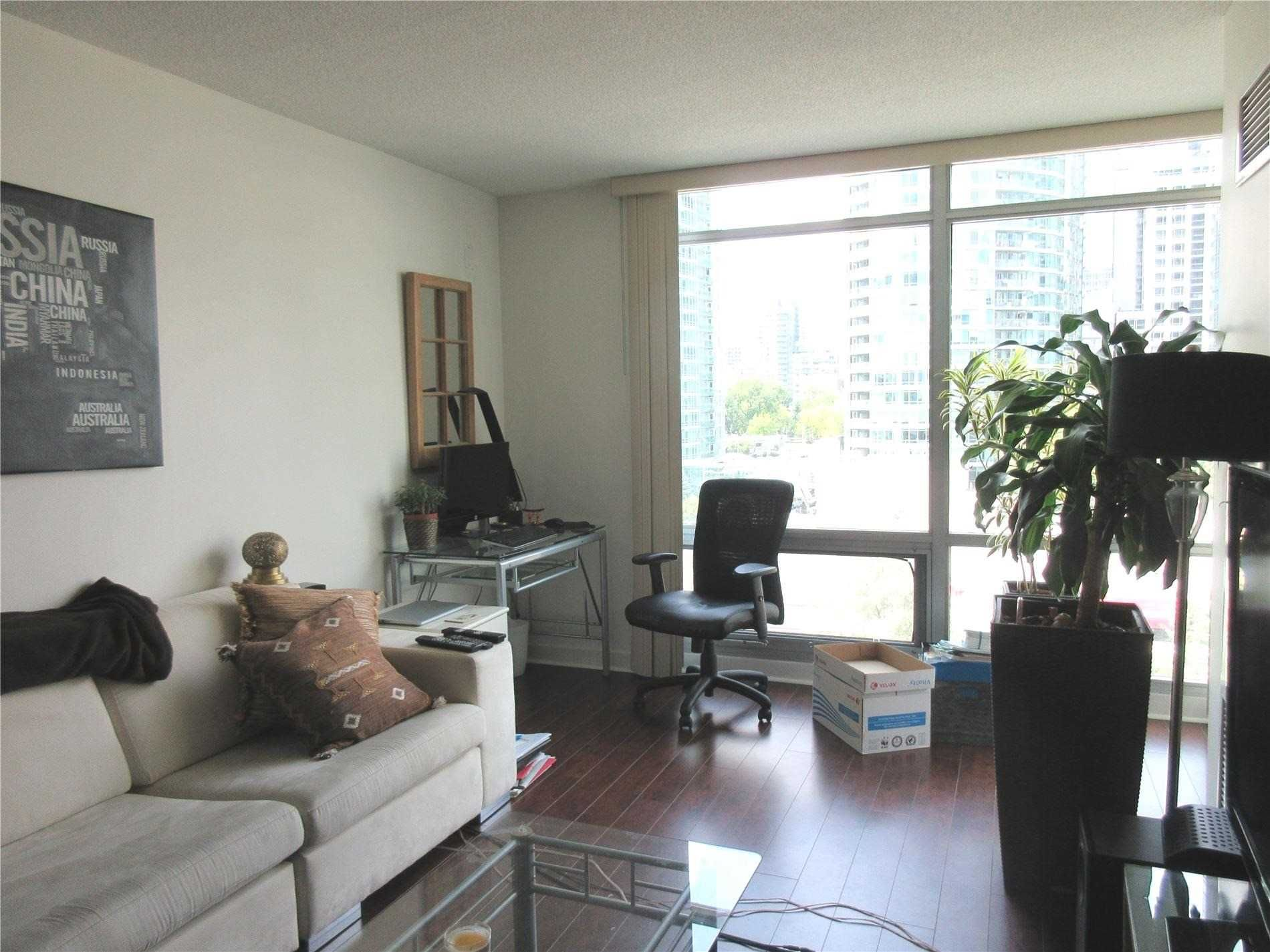 81 Navy Wharf Crt, unit 711 for rent in Toronto - image #1