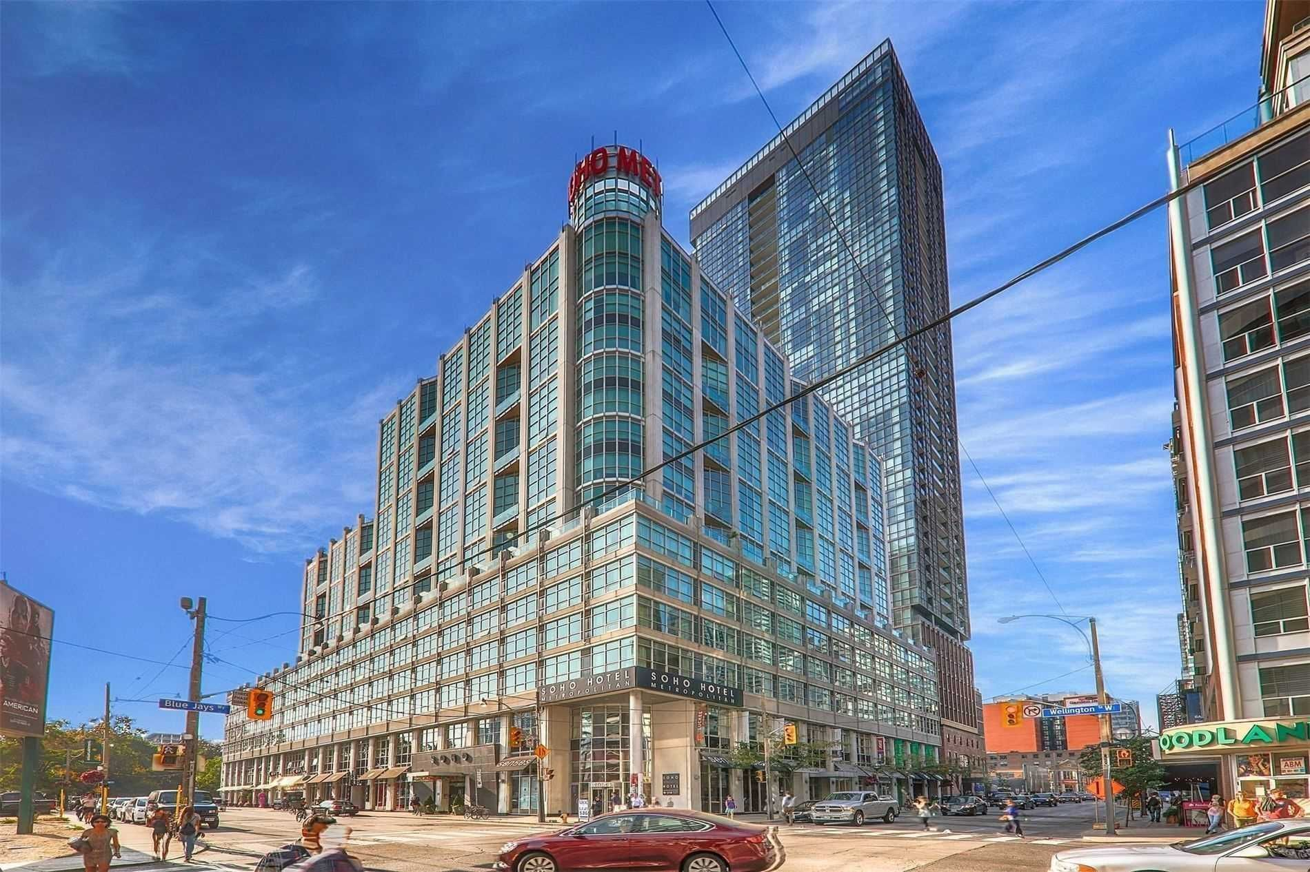 36 Blue Jays Way, unit 1309 for rent in Toronto - image #1