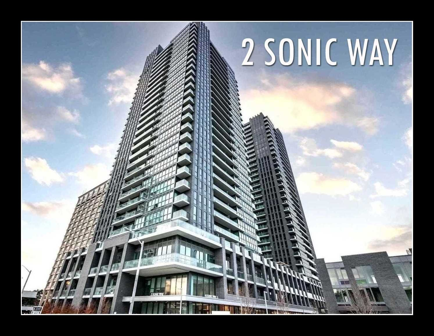 2 Sonic Way, unit 1102 for rent in Toronto - image #1