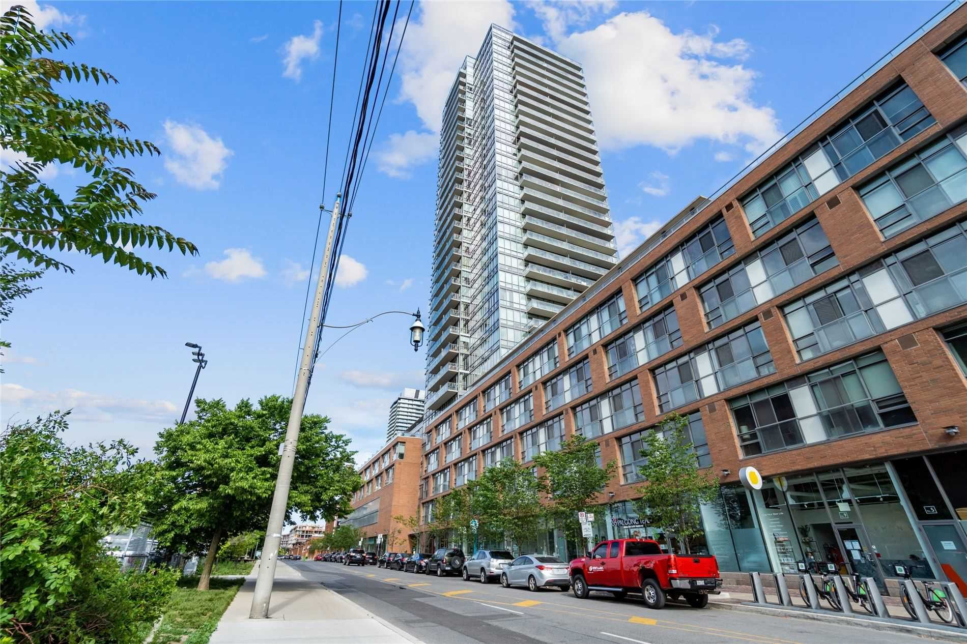 33 Mill St, unit 804 for rent in Toronto - image #1