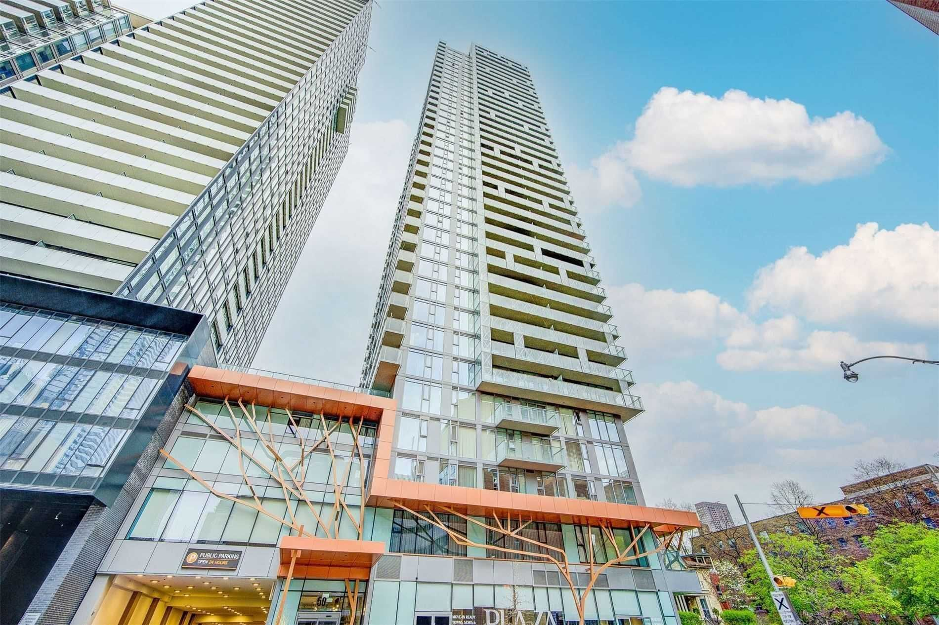 50 Wellesley St E, unit 2001 for rent in Toronto - image #1