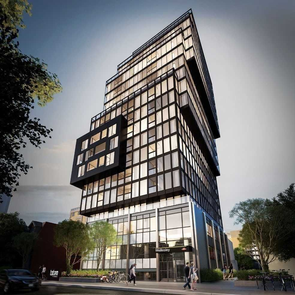17 Dundonald St, unit 810 for rent in Toronto - image #1