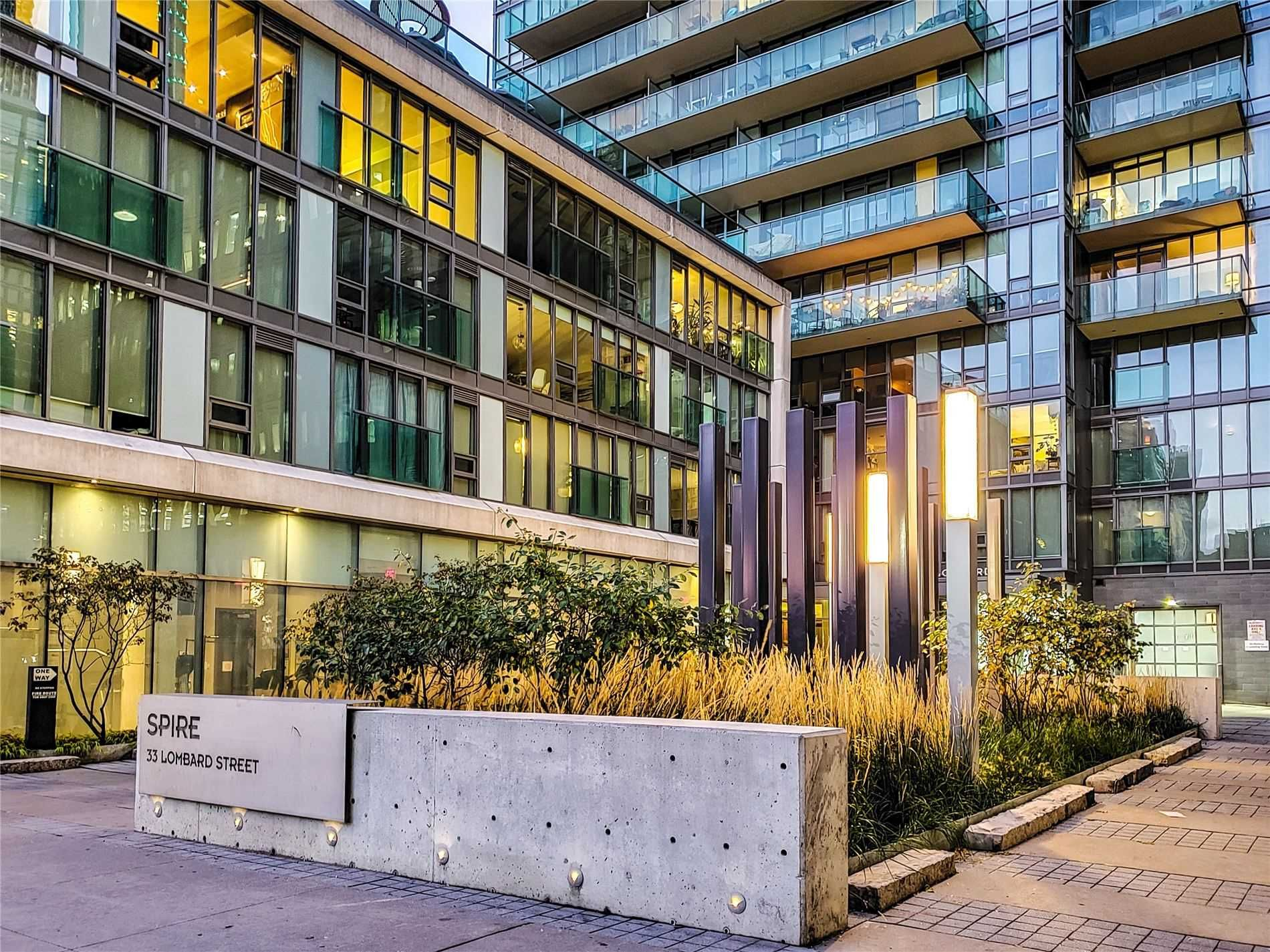 33 Lombard St, unit 2607 for rent in Toronto - image #2