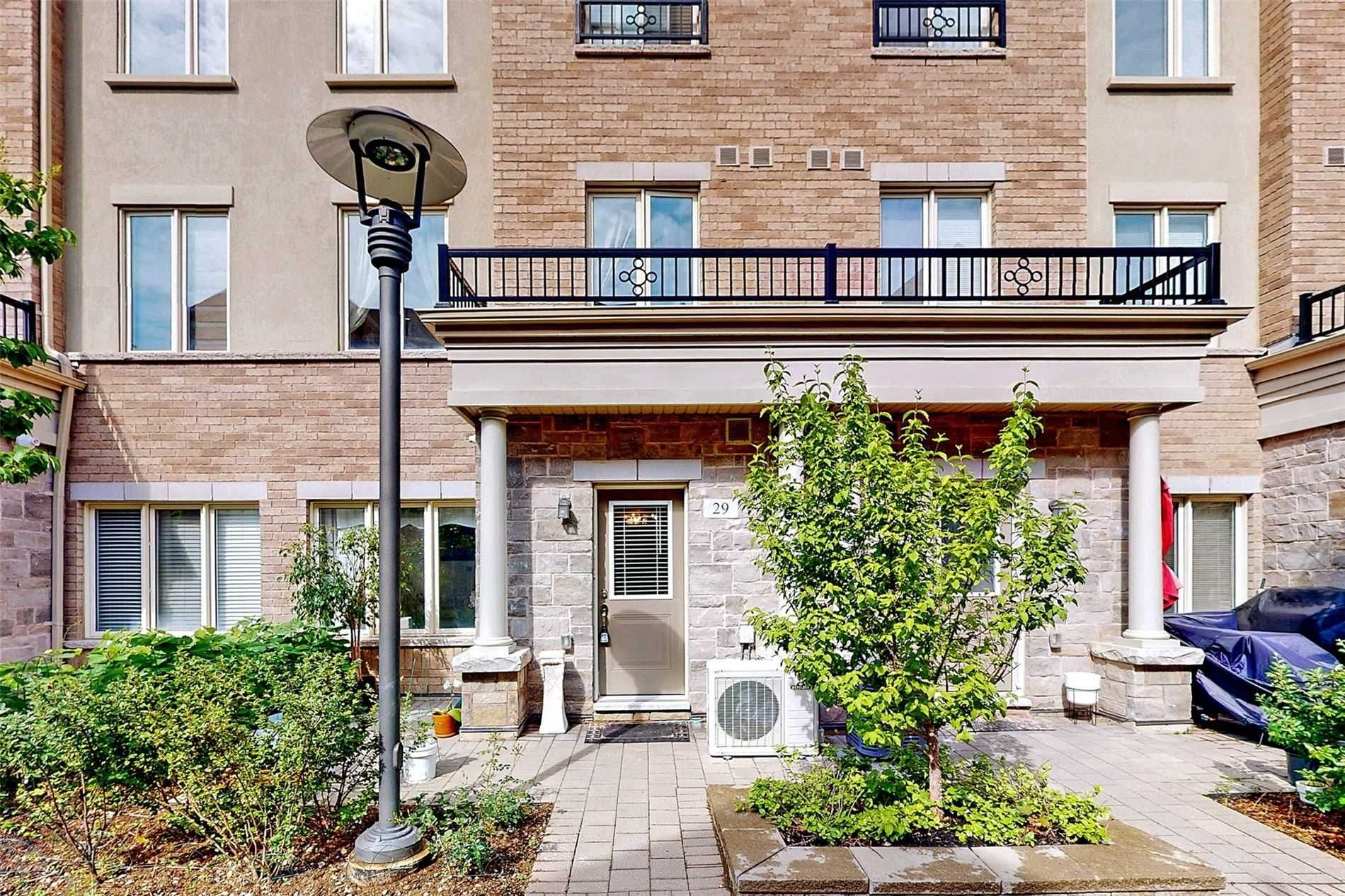 27 Coneflower Cres, unit 29 for sale in Toronto - image #2