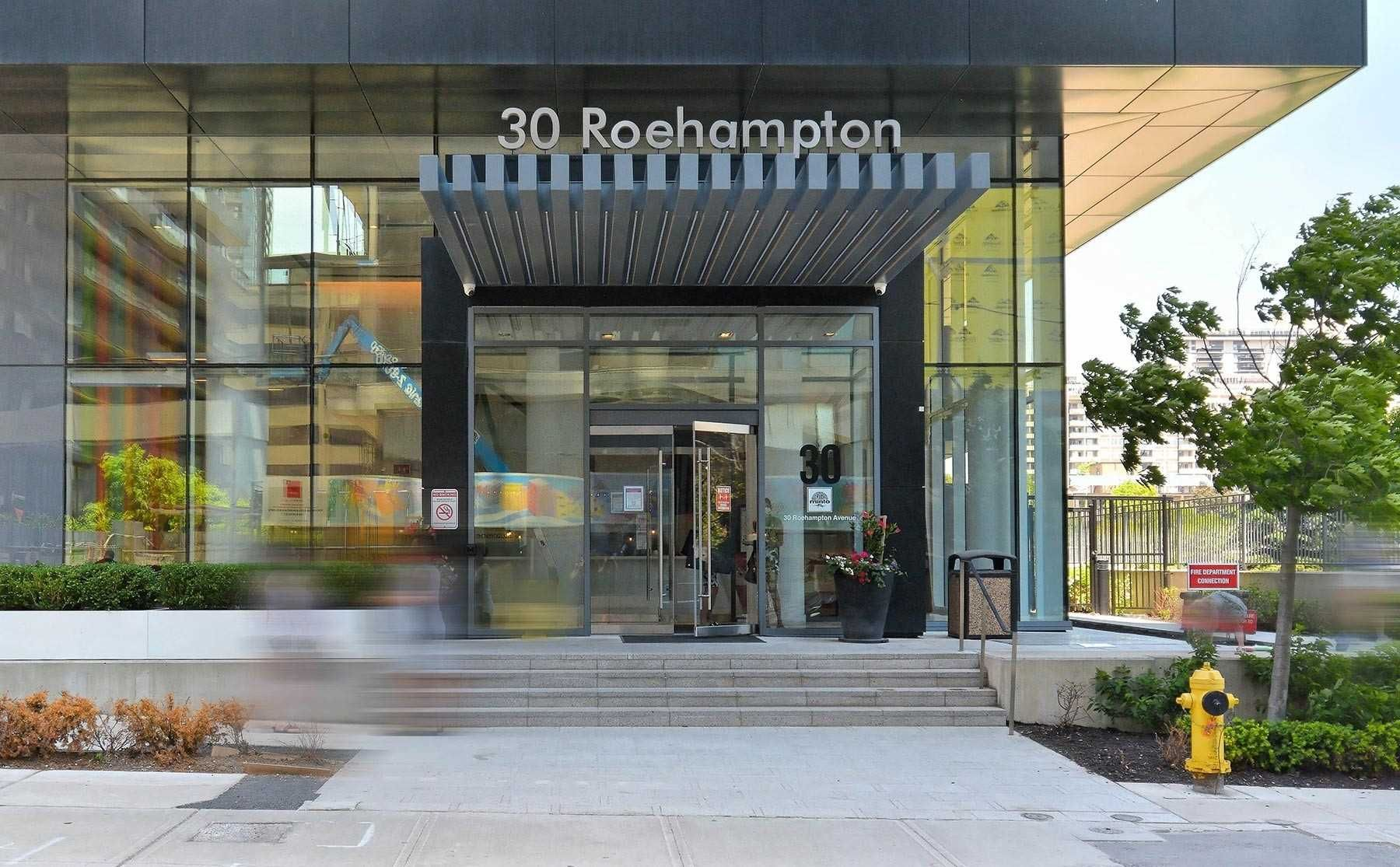 30 Roehampton Ave, unit 705 for sale in Toronto - image #1