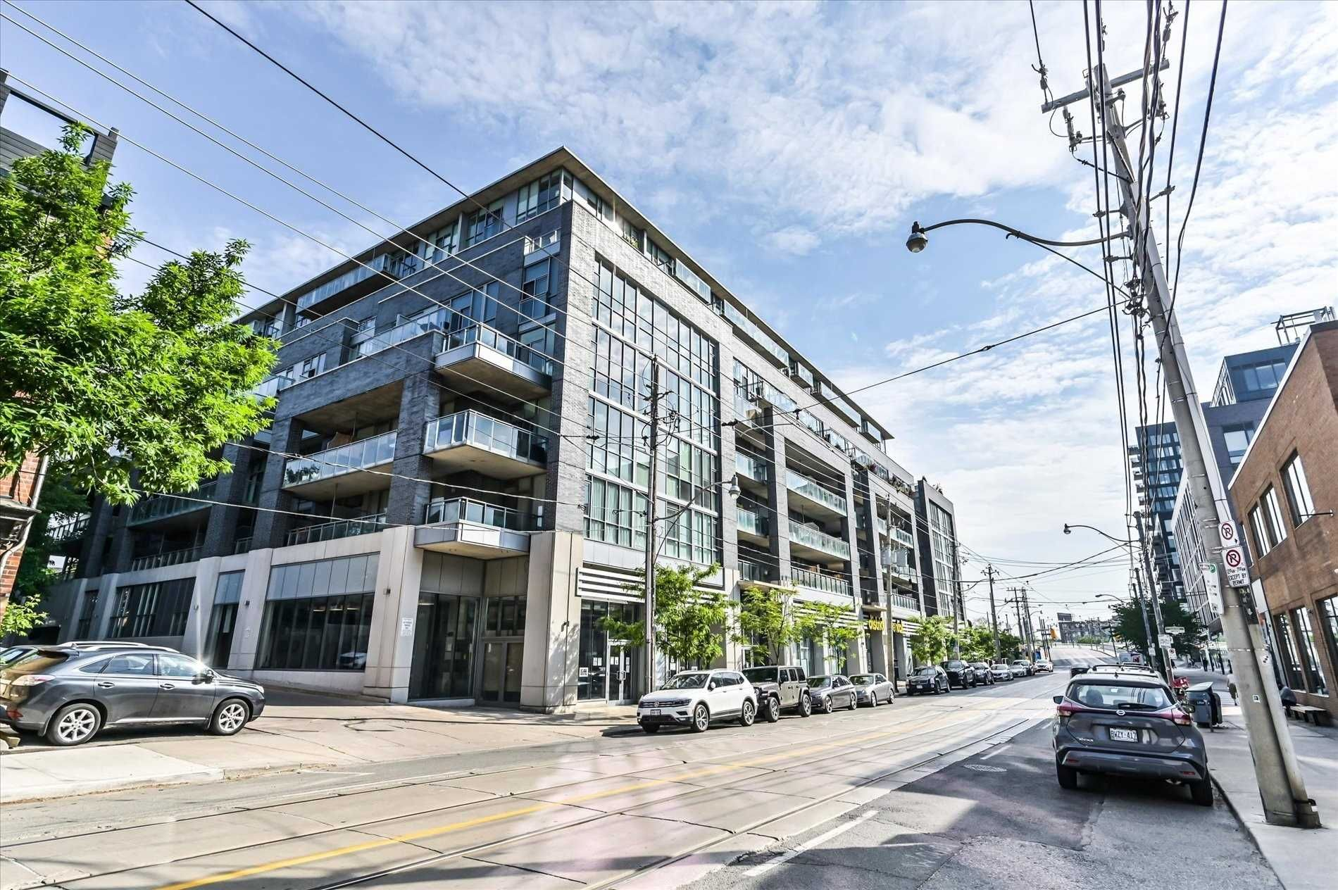 510 King St E, unit 820 for sale in Toronto - image #1