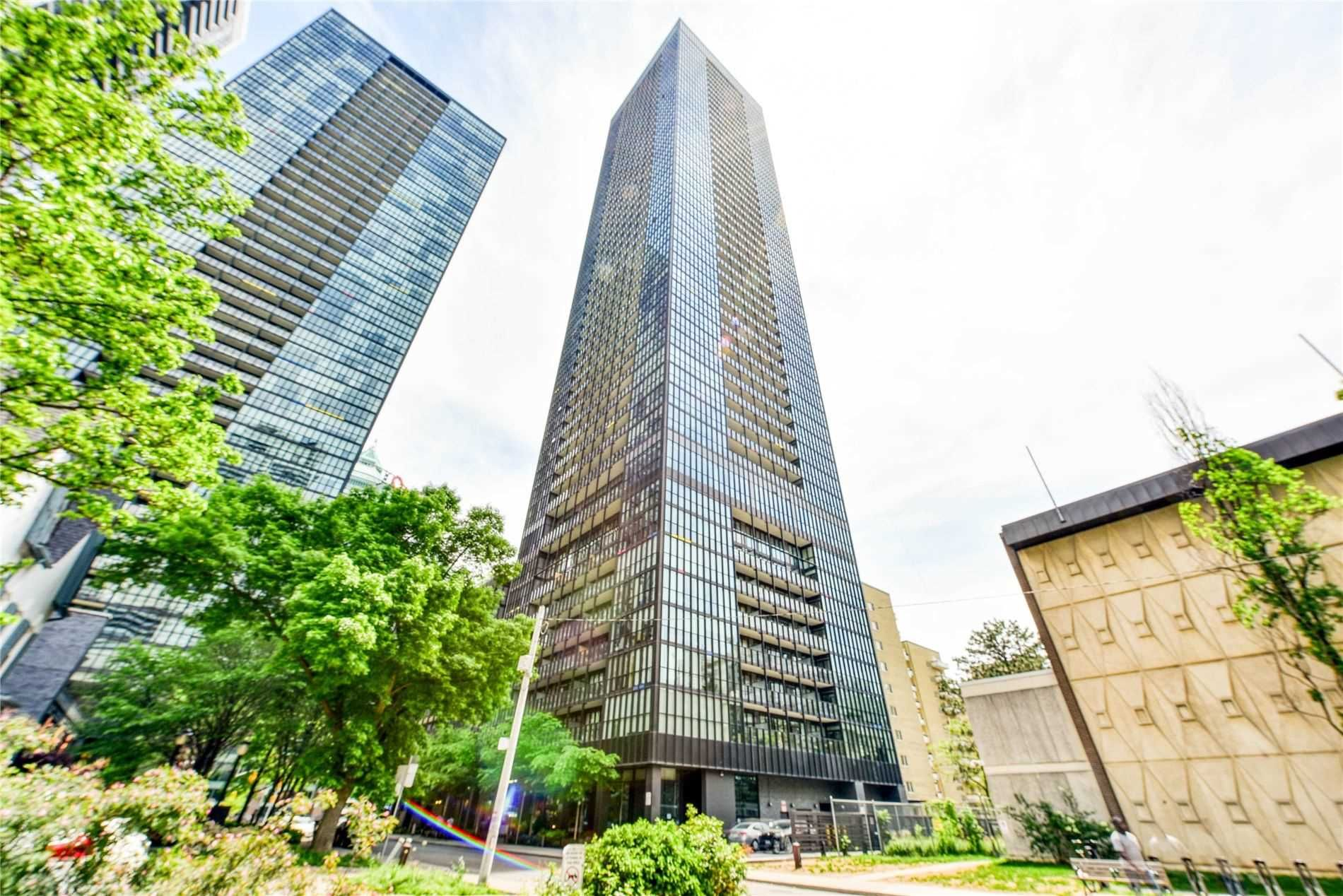 101 Charles St, unit 504 for sale in Toronto - image #1
