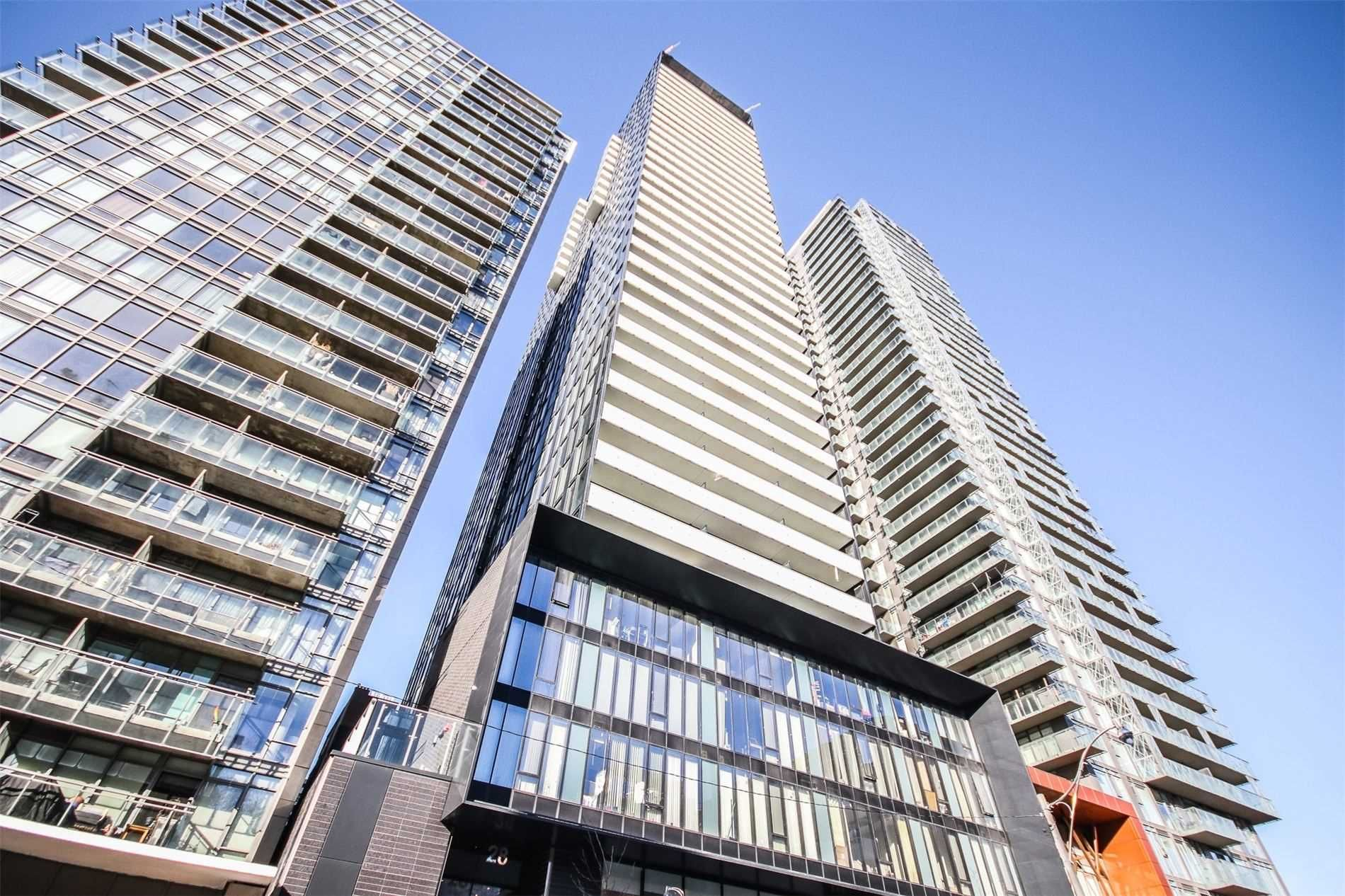28 Wellesley St, unit 2110 for rent in Toronto - image #1