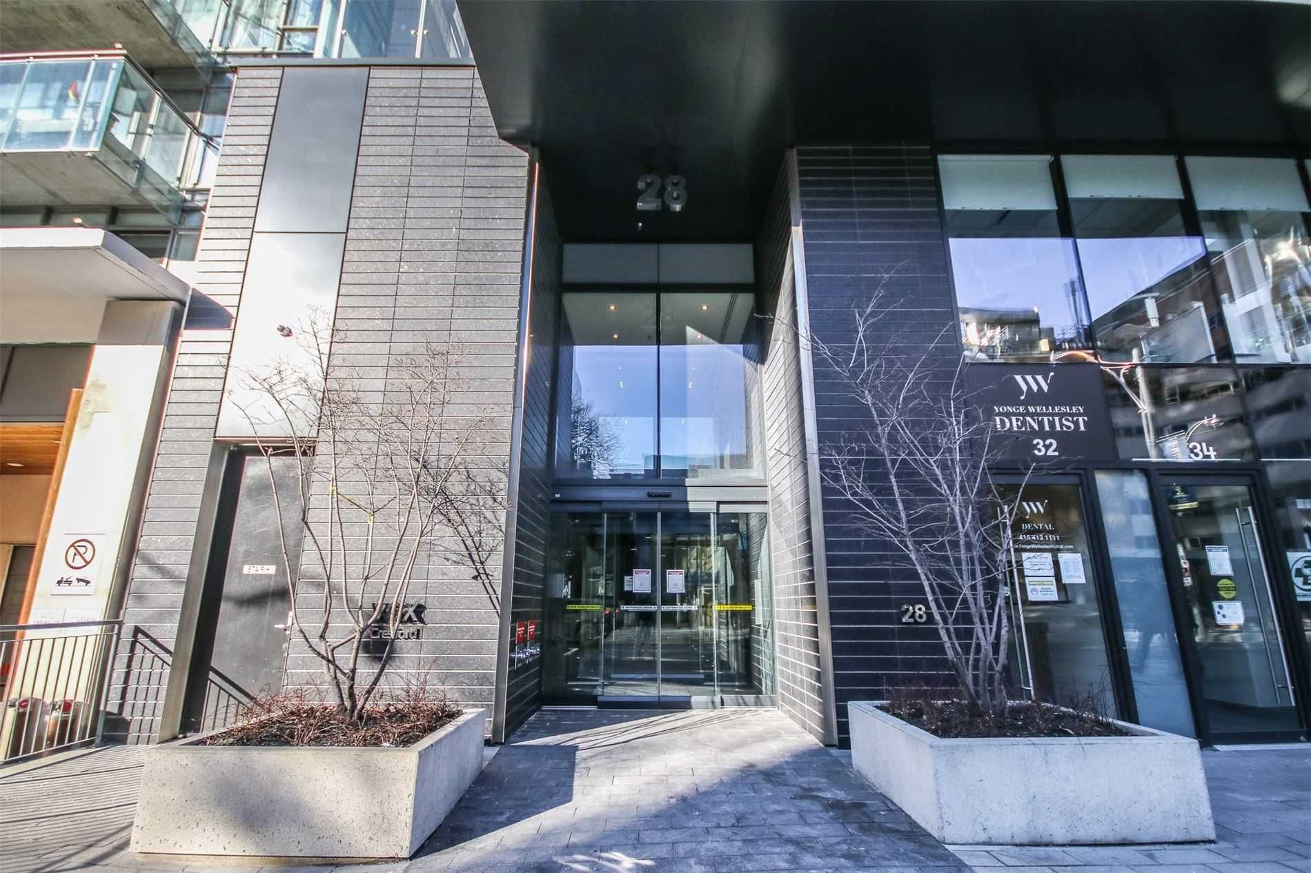 28 Wellesley St, unit 2110 for rent in Toronto - image #2