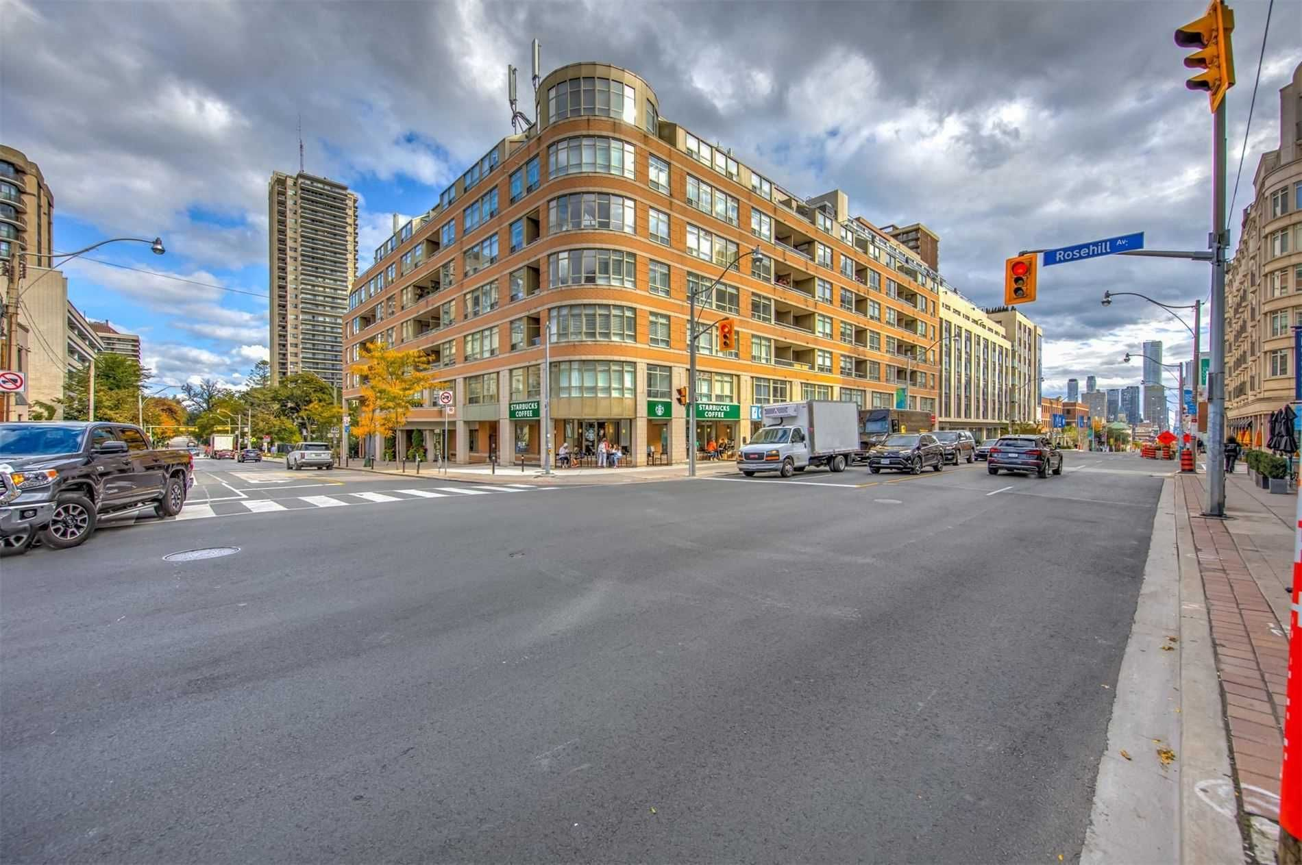 5 Rosehill Ave, unit 612 for sale in Toronto - image #1