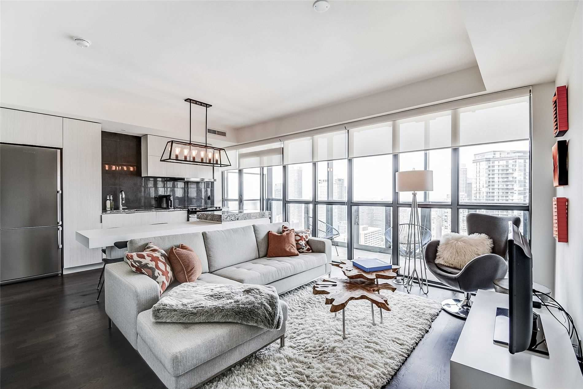 101 Charles  St E, unit 3805 for sale in Toronto - image #1