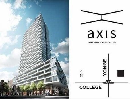 85 Wood St, unit 2307 for sale in Toronto - image #1