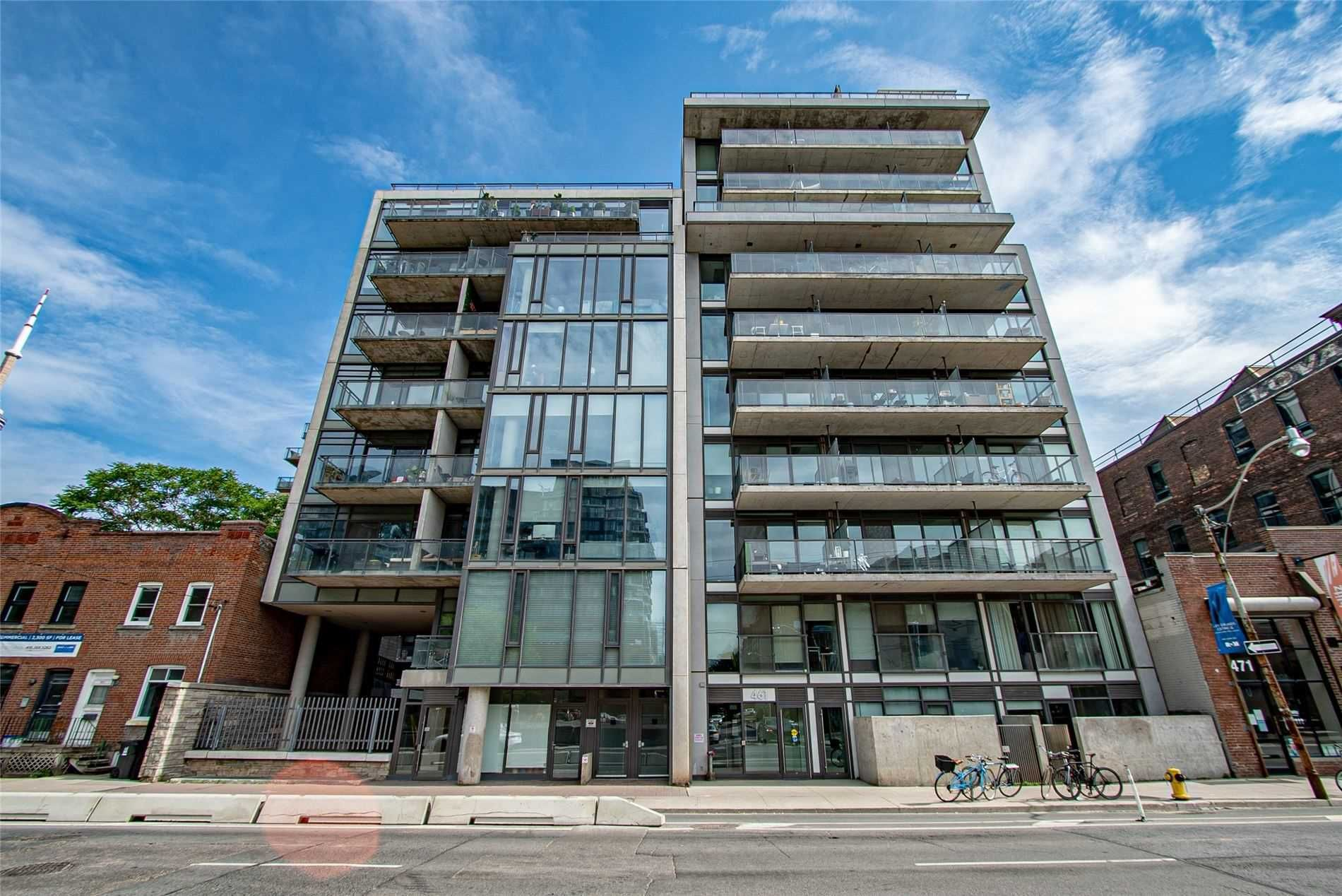 461 Adelaide St W, unit 230 for rent in Toronto - image #1