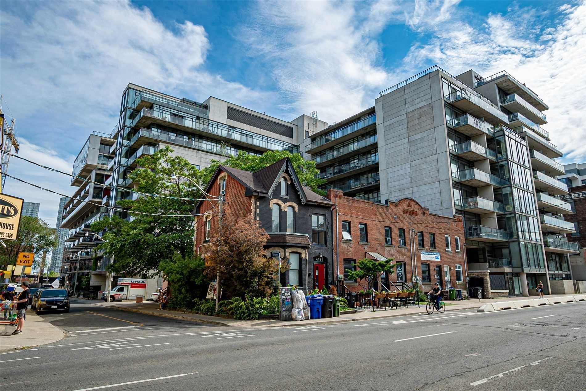 461 Adelaide St W, unit 230 for rent in Toronto - image #2