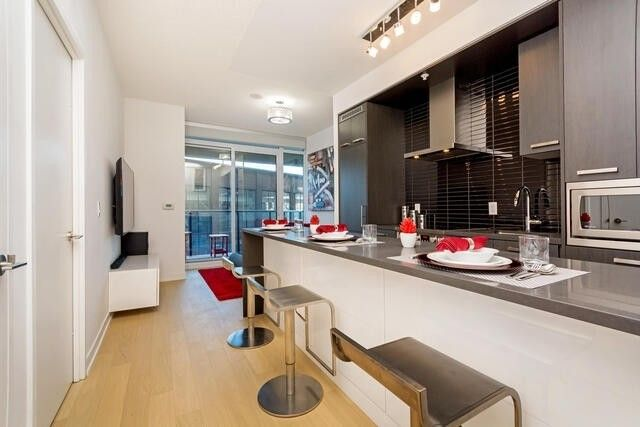 120 Bayview Ave, unit N125 for rent in Toronto - image #1