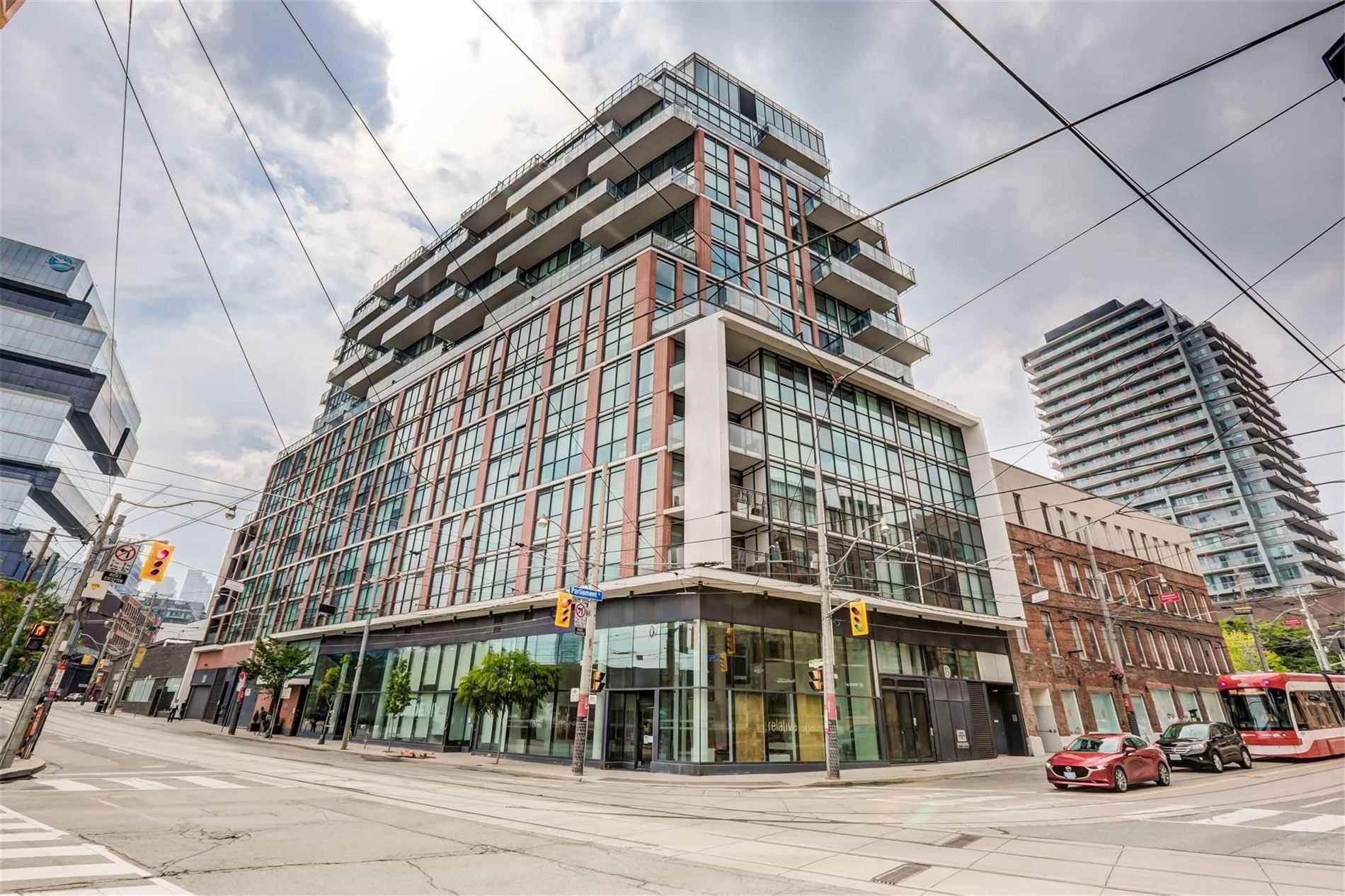 318 King St E, unit 1403 for sale in Toronto - image #1