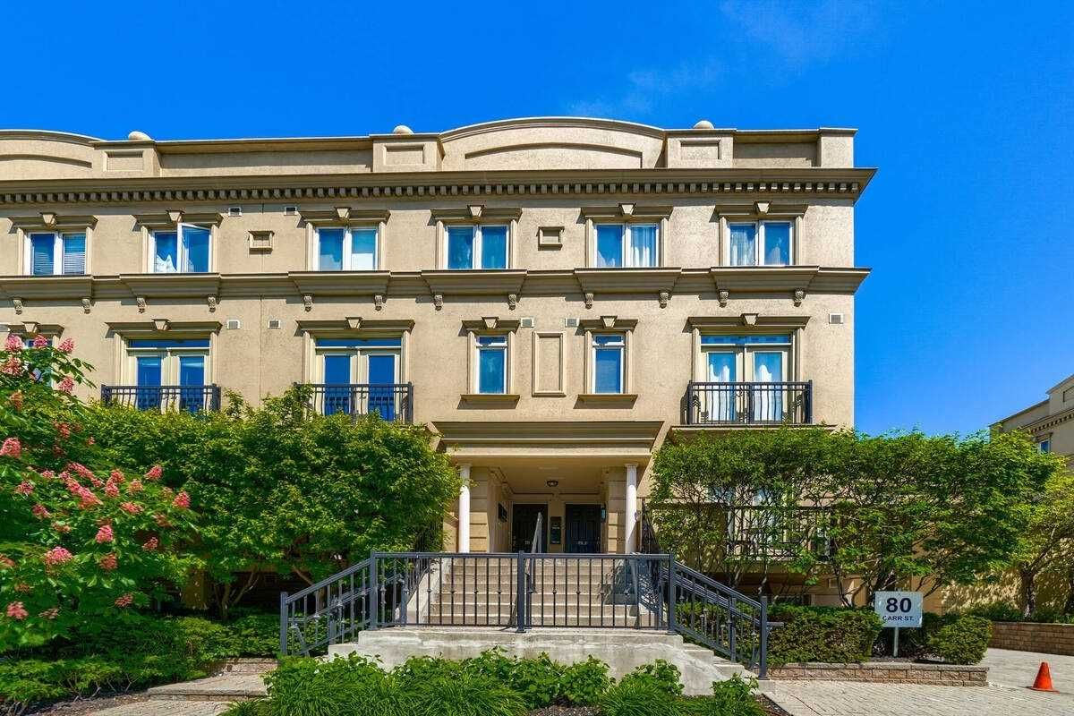 80 Carr St E, unit Th3 for sale in Toronto - image #1