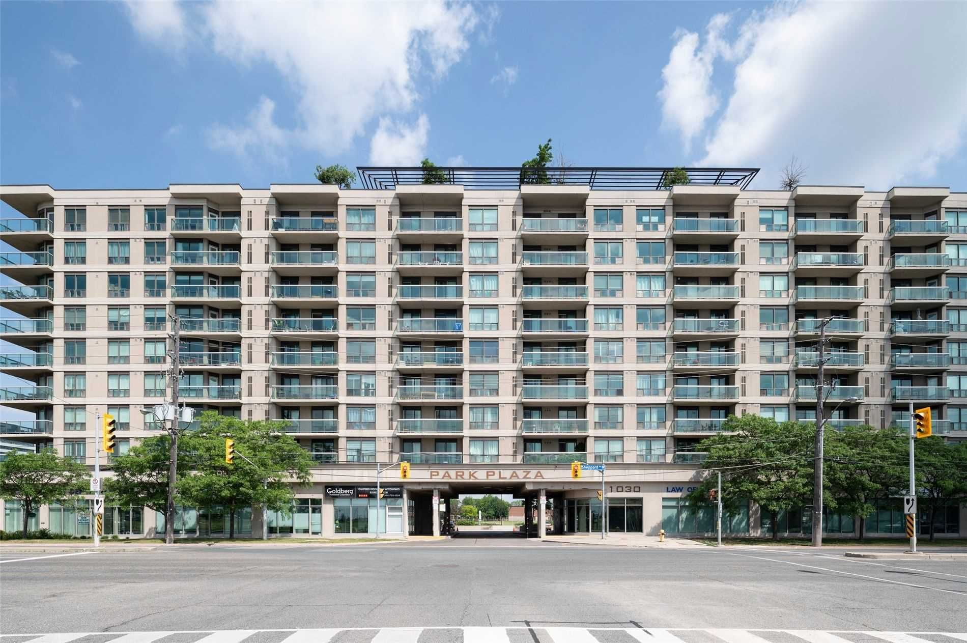 1030 Sheppard Ave W, unit 711 for sale in Toronto - image #1