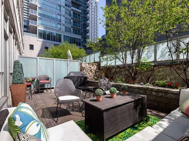 350 Wellington St W, unit G21 for rent in Toronto - image #1