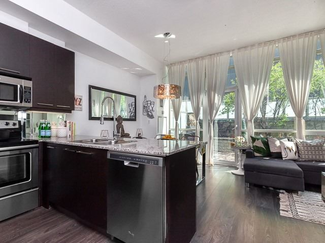 350 Wellington St W, unit G21 for rent in Toronto - image #2