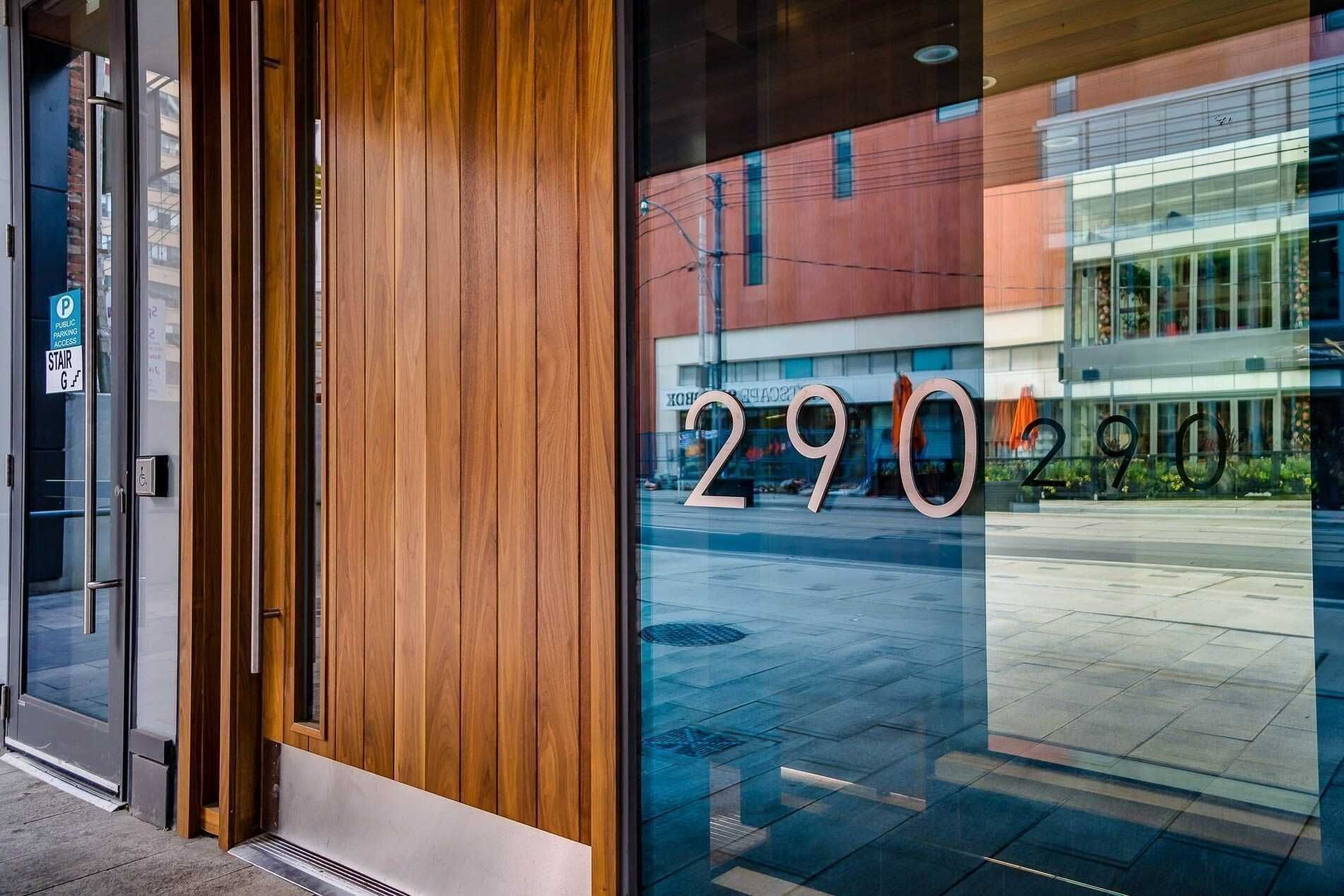 290 Adelaide St W, unit 4102 for rent in Toronto - image #1