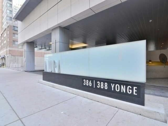 386 Yonge St, unit 2407 for rent in Toronto - image #2