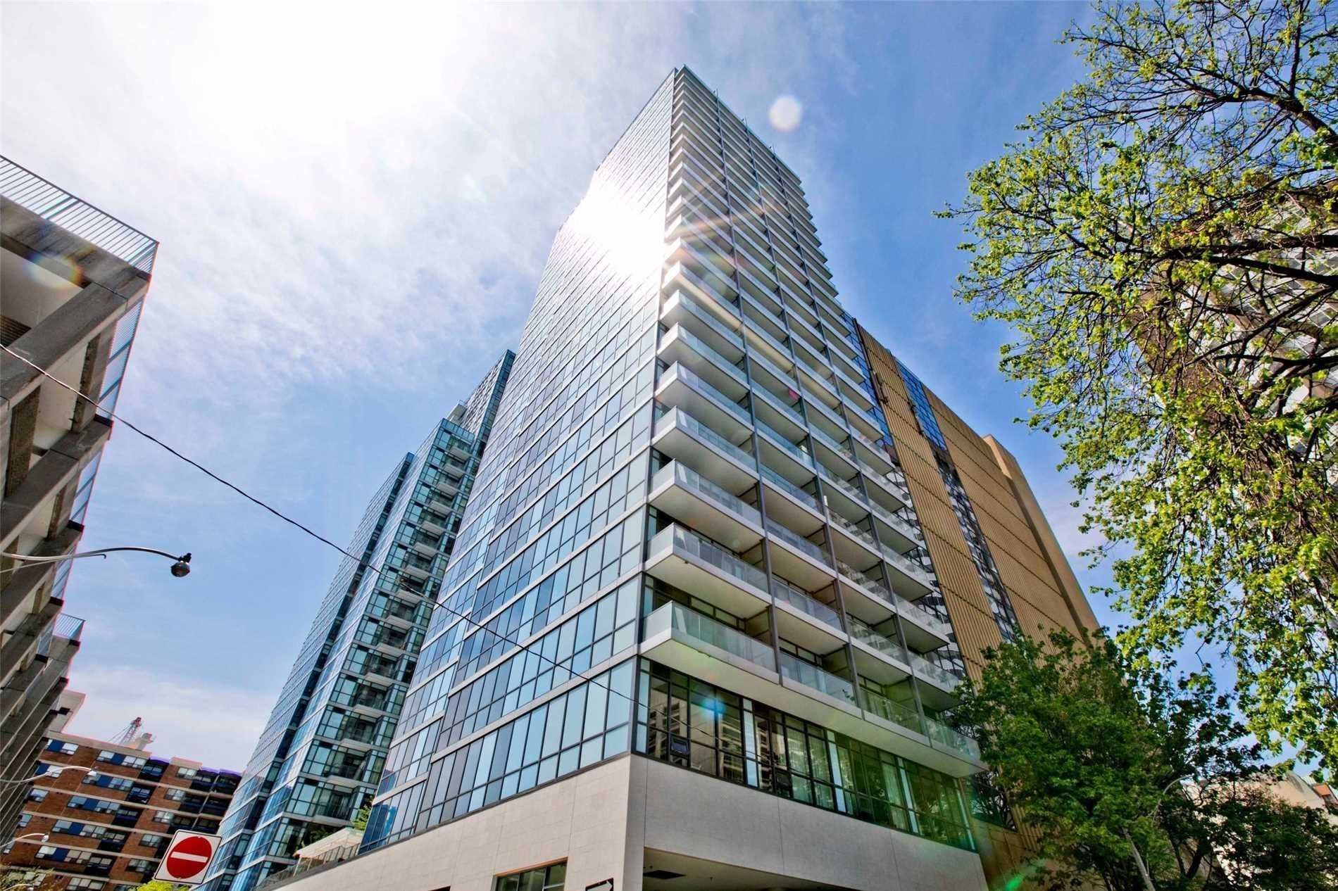 210 Simcoe St, unit 2306 for rent in Toronto - image #1