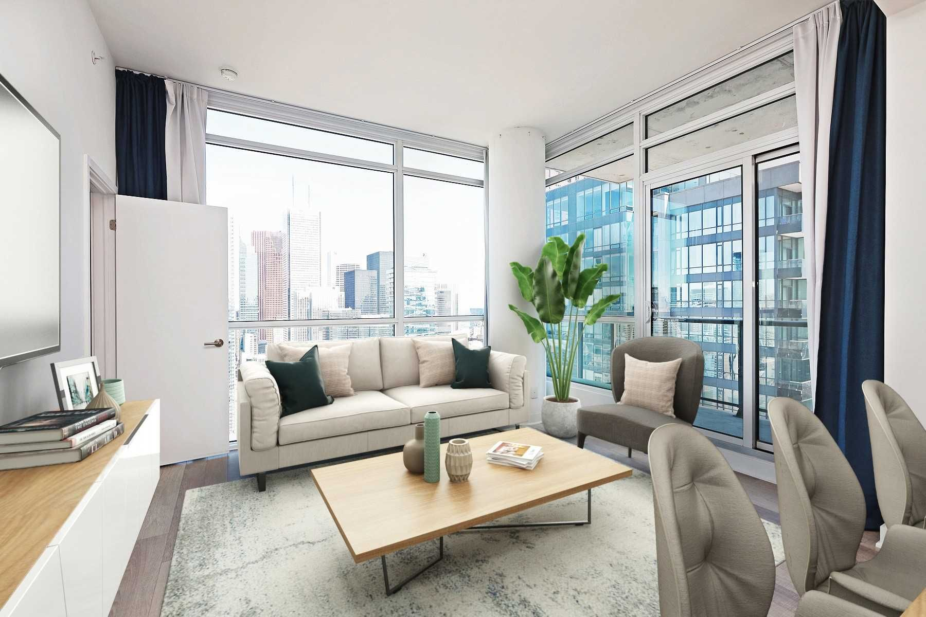 290 Adelaide St W, unit 4010 for rent in Toronto - image #2