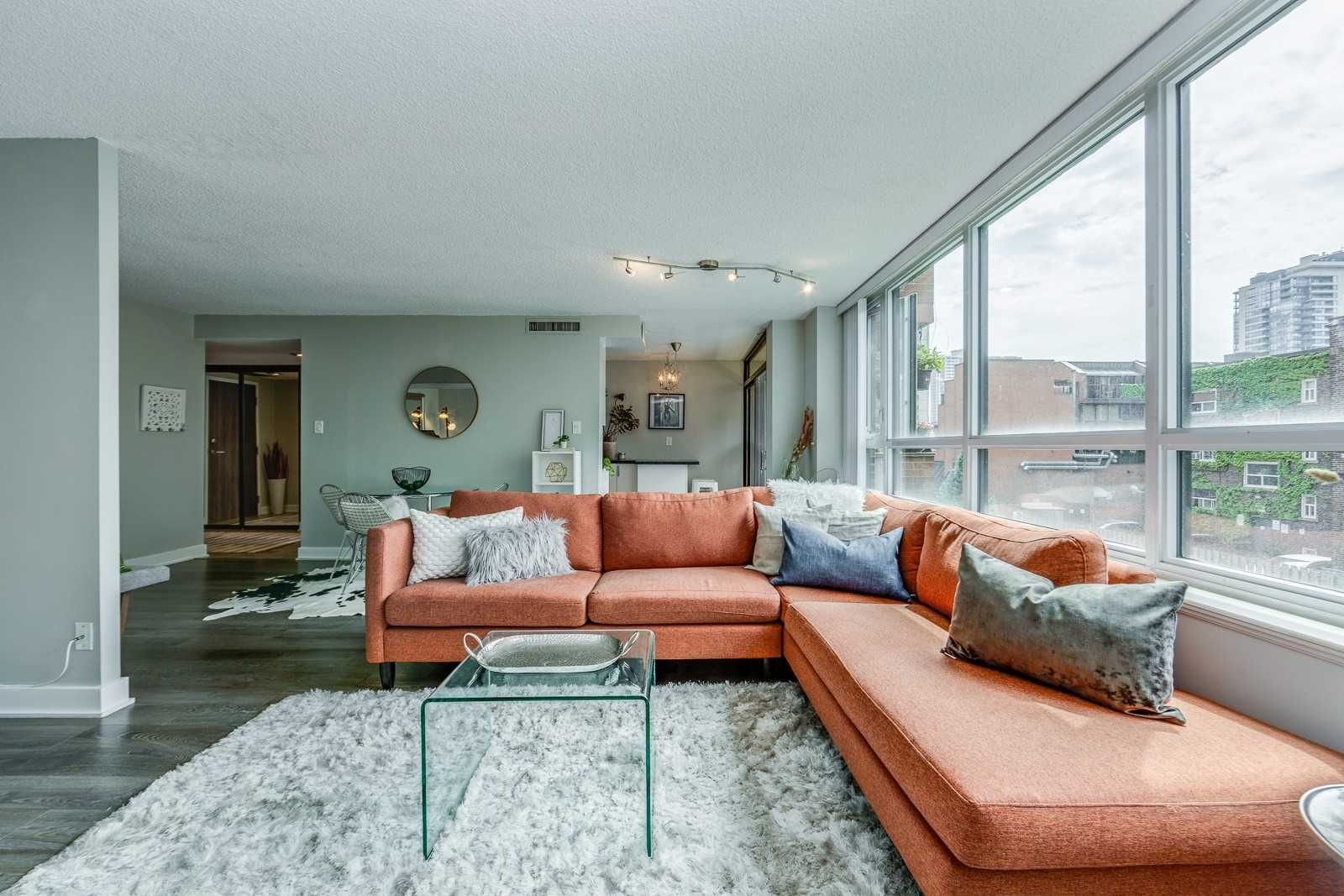 55 Wellesley St E, unit 202 for sale in Toronto - image #1