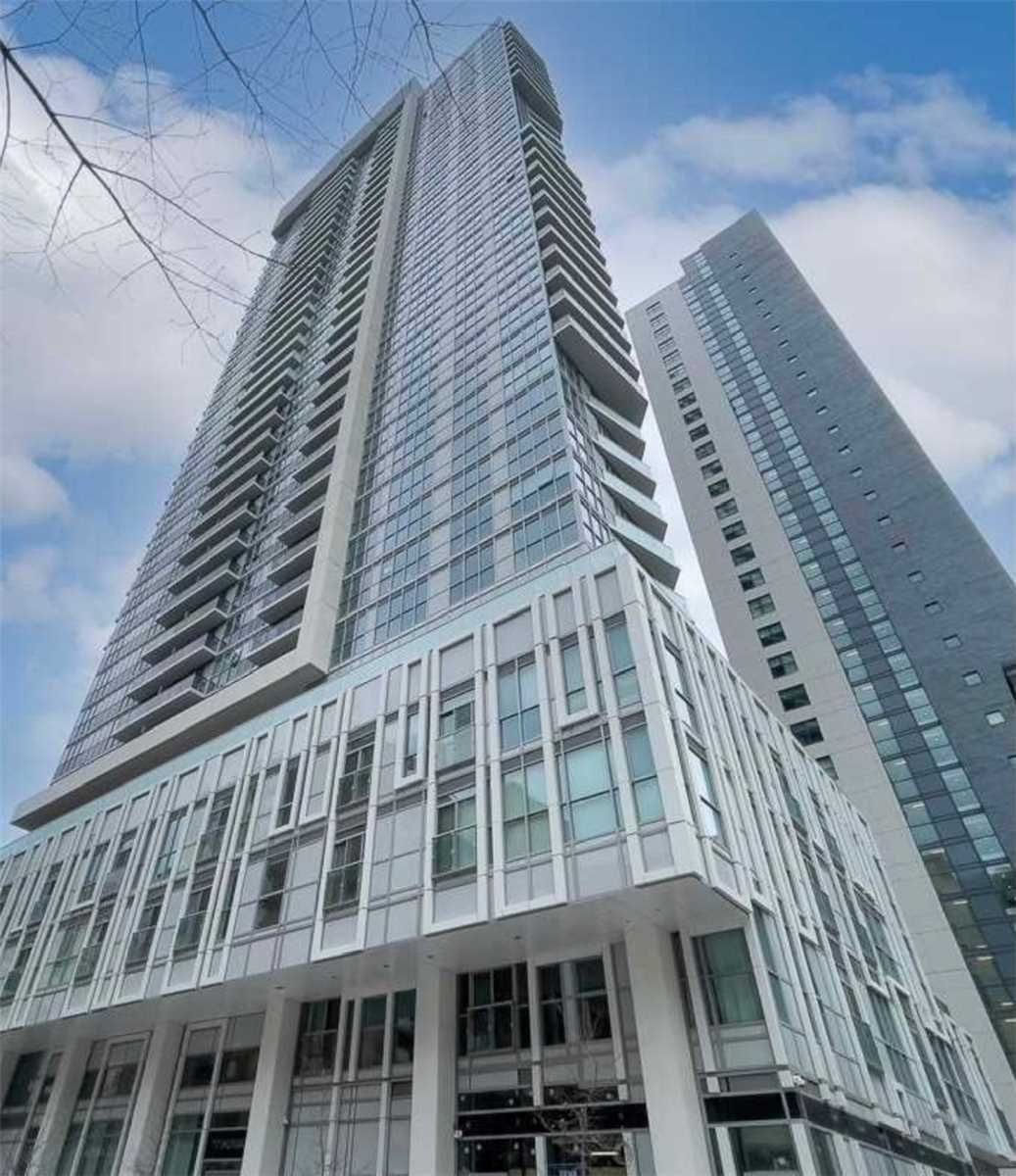 77 Mutual St, unit 808 for rent in Toronto - image #1
