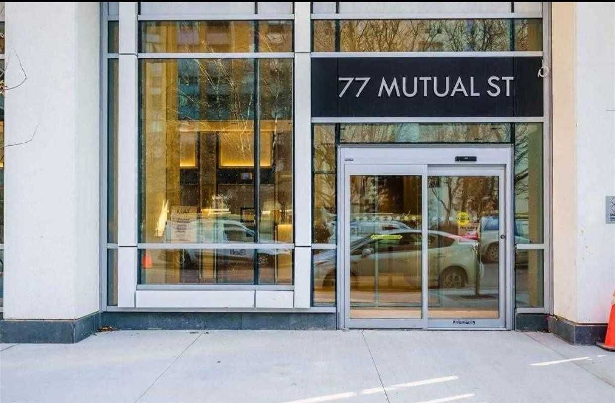 77 Mutual St, unit 808 for rent in Toronto - image #2