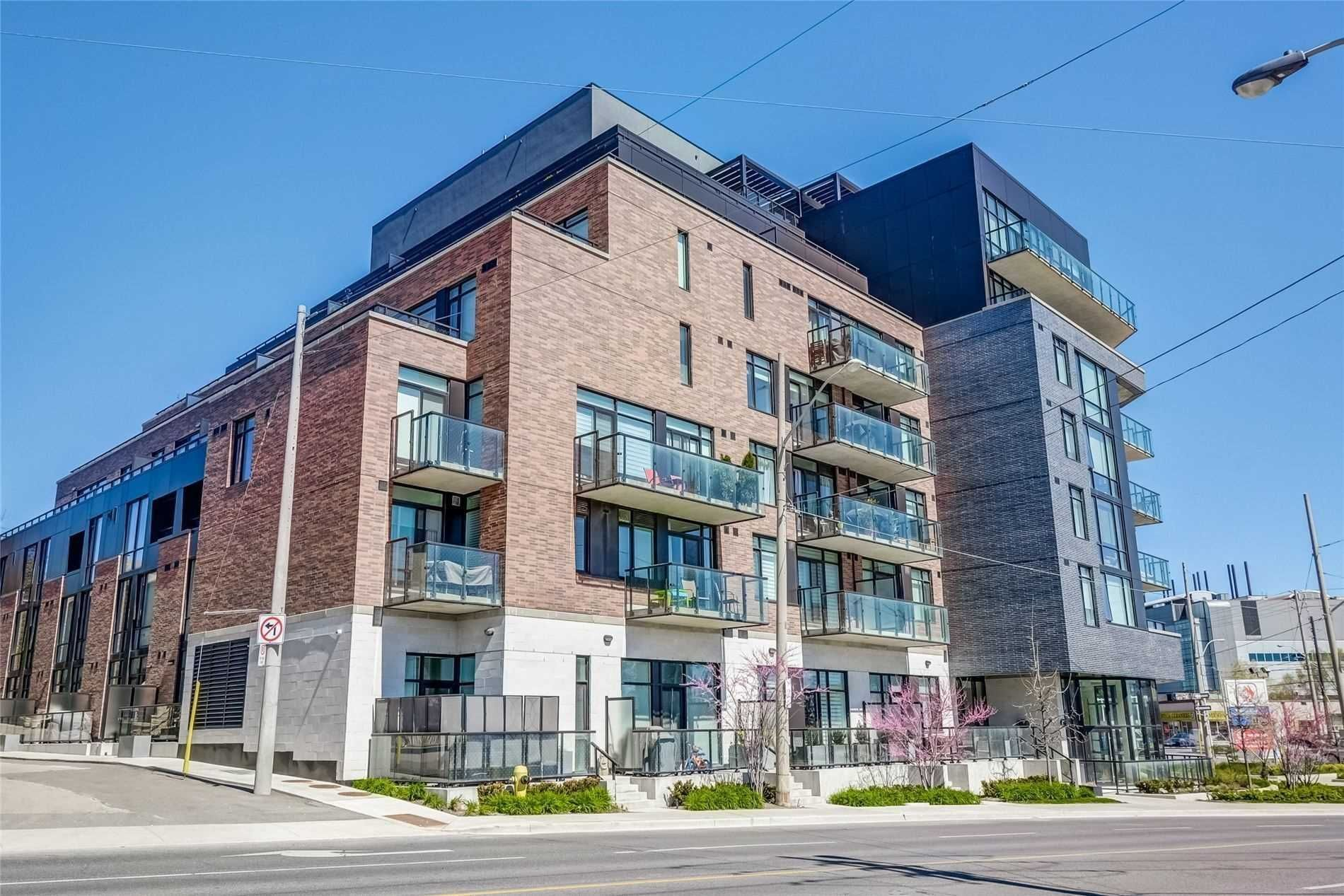 25 Malcolm Rd, unit 607 for sale in Toronto - image #1