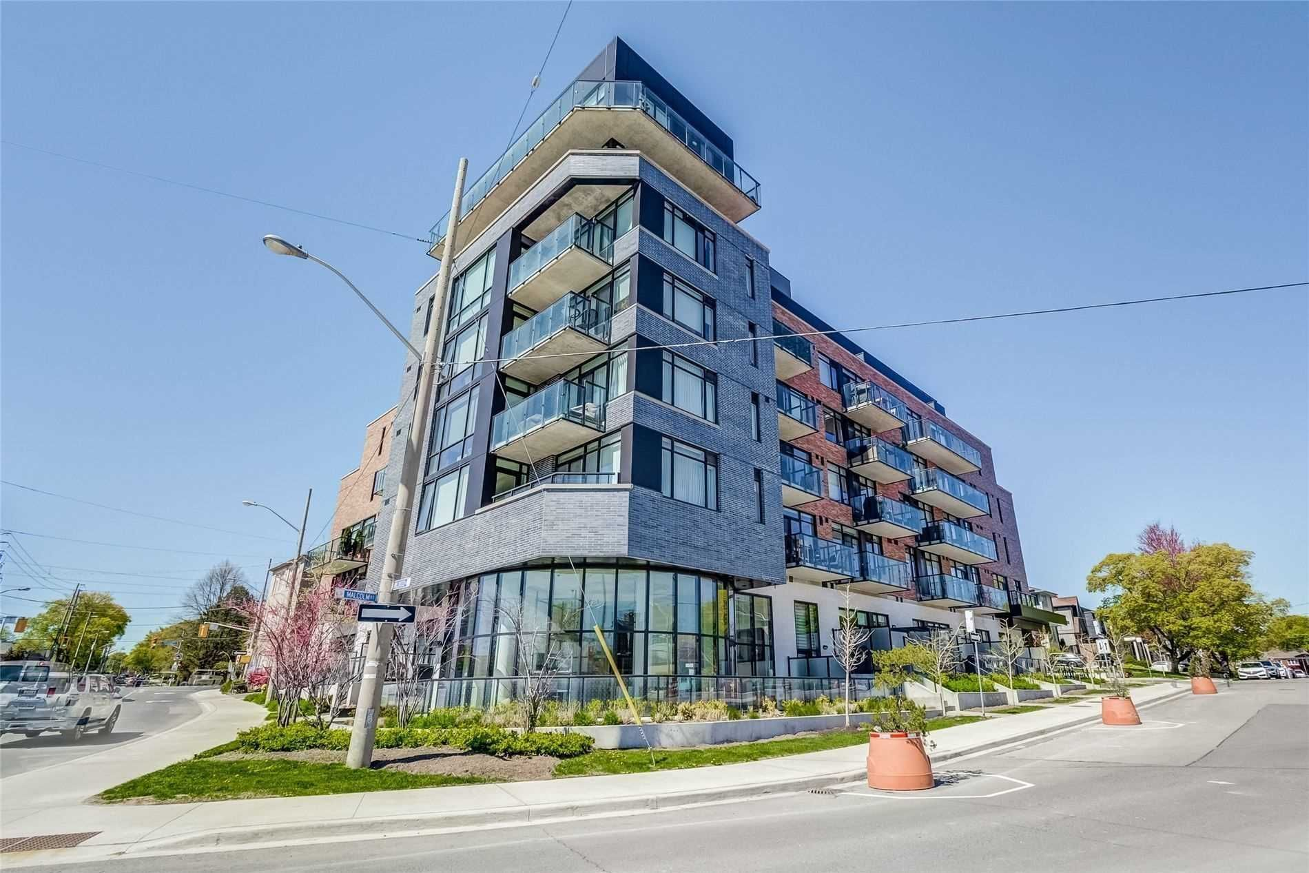 25 Malcolm Rd, unit 607 for sale in Toronto - image #2