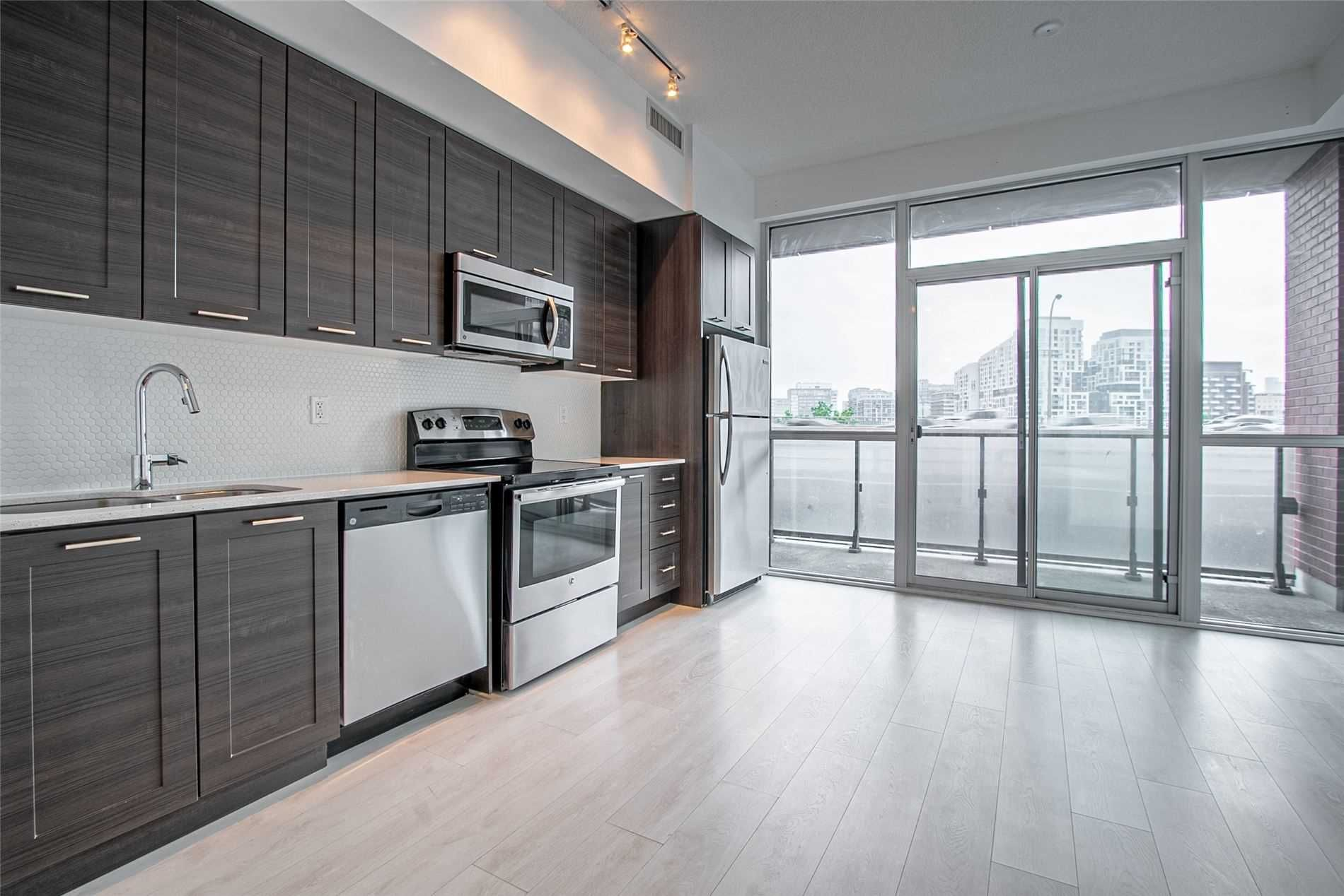 50 Bruyeres  Mews, unit 708 for rent in Toronto - image #1