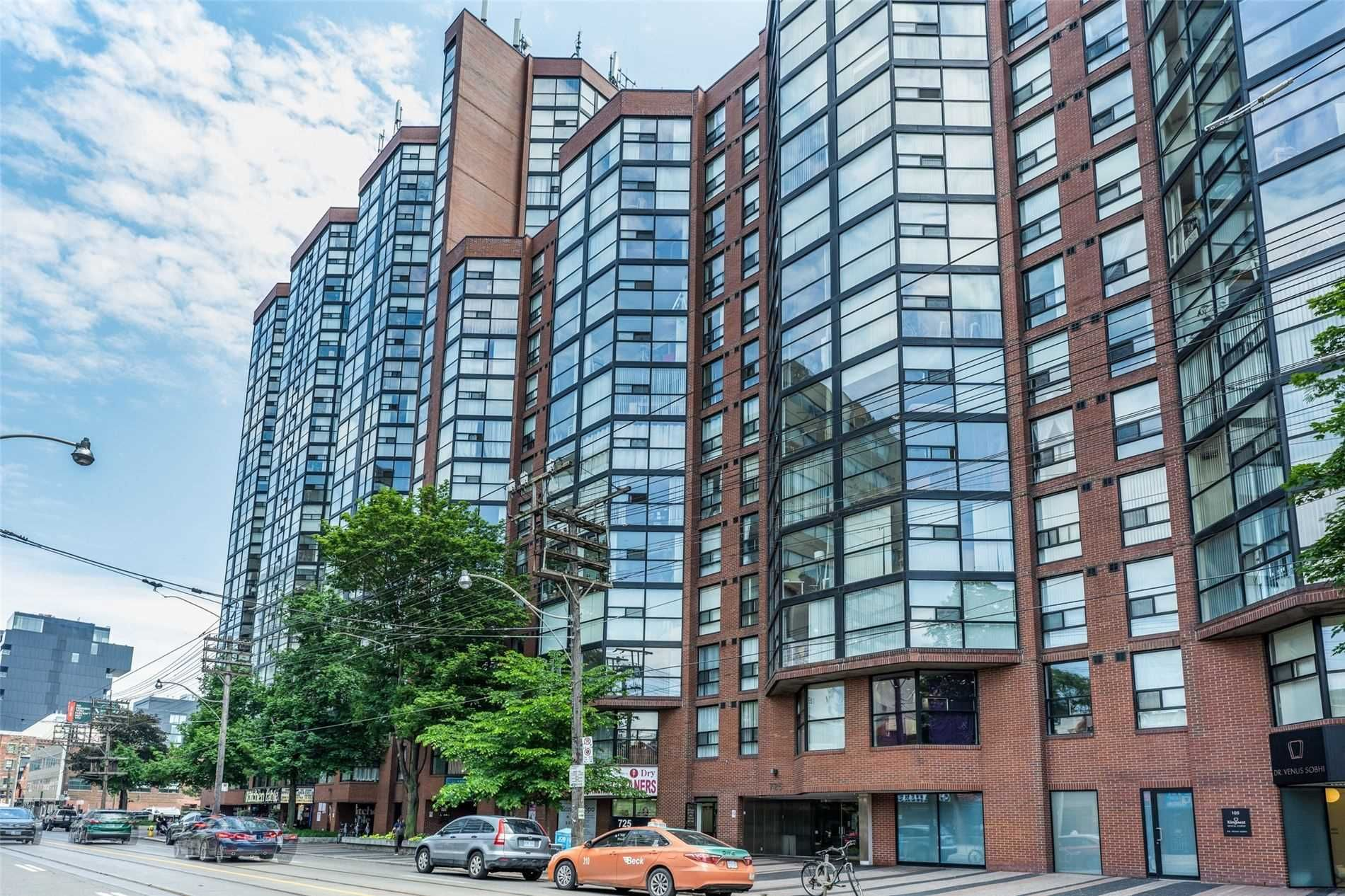 705 King St W, unit 201 for sale in Toronto - image #1