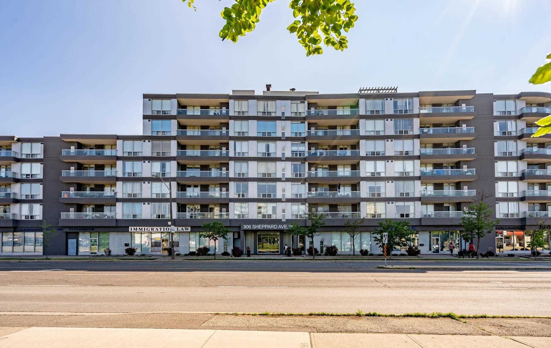 906 Sheppard Ave W, unit 302 for sale in Toronto - image #2