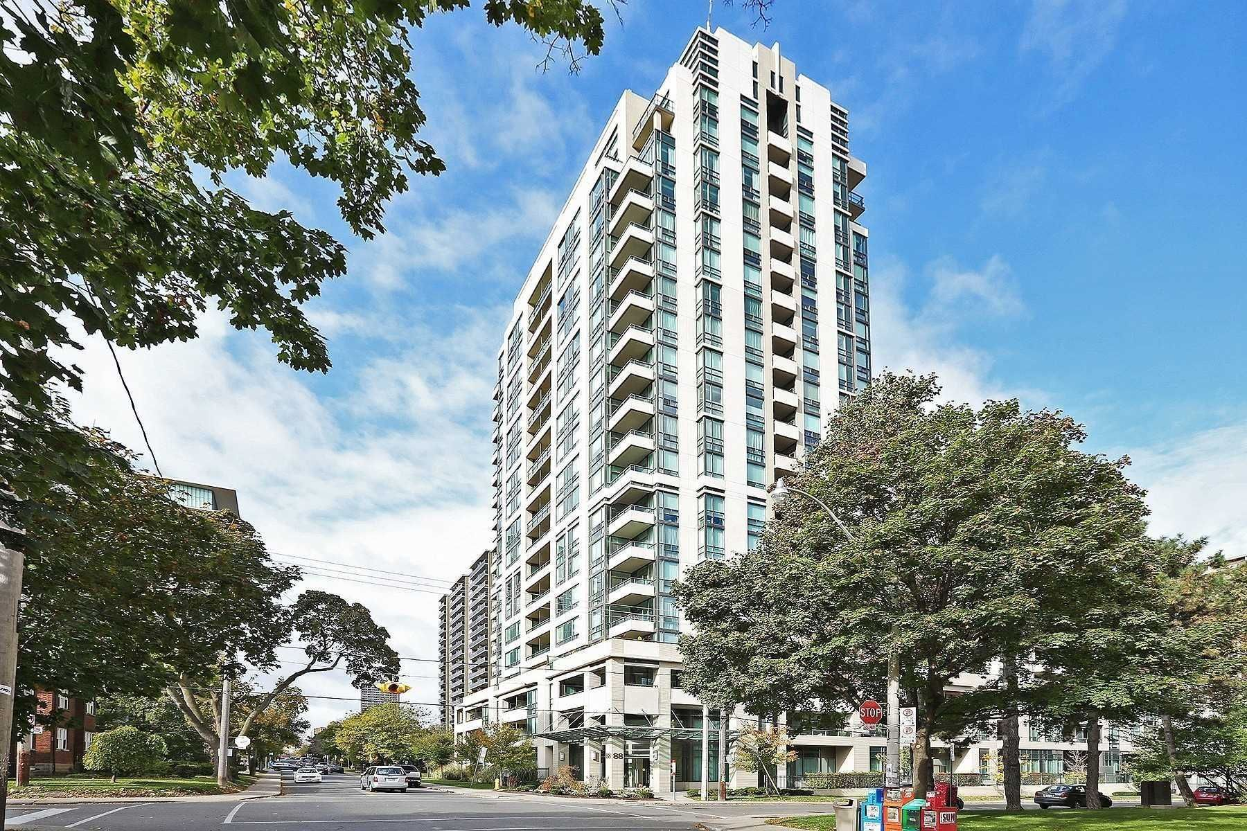 88 Broadway Ave, unit 1002 for rent in Toronto - image #1