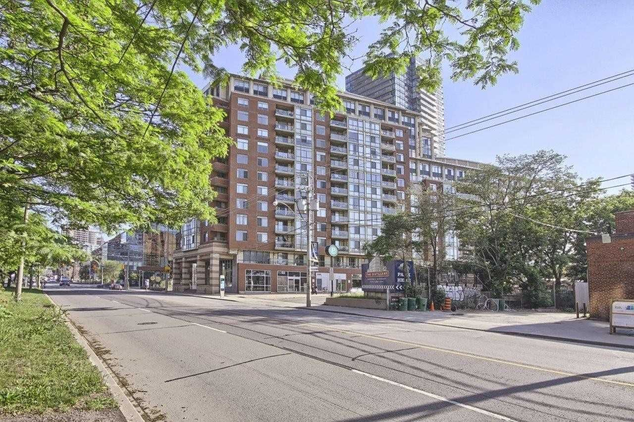 39 Parliament St, unit 316 for rent in Toronto - image #1