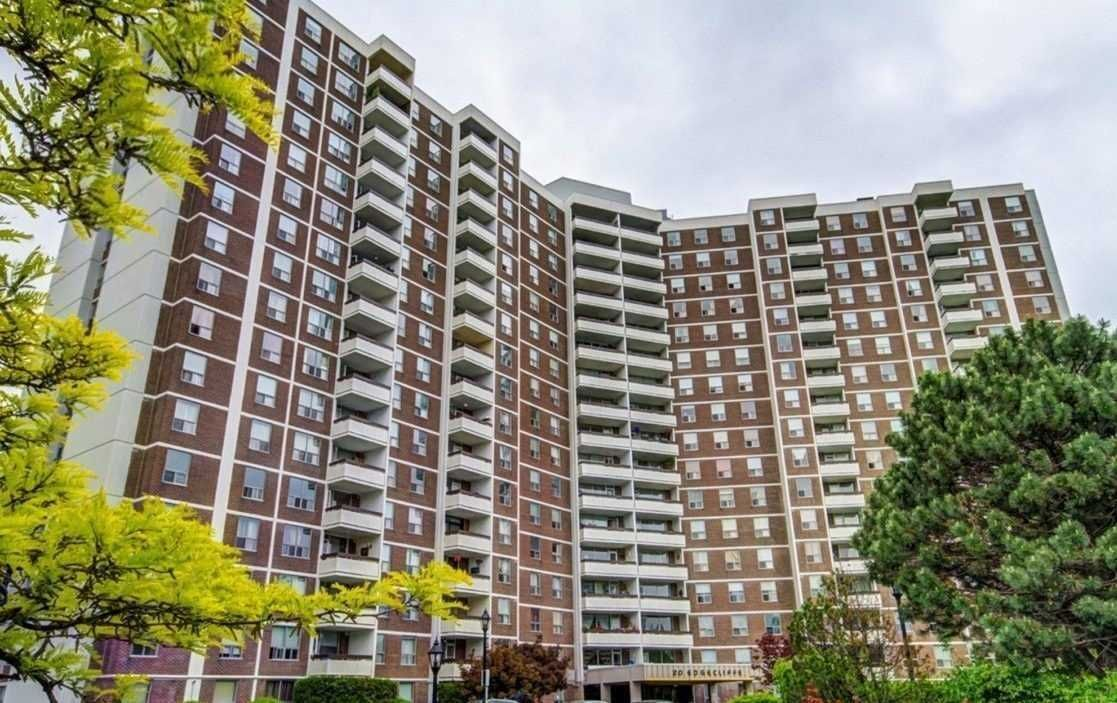 20 Edgecliff Gfwy, unit 1717 for rent in Toronto - image #1