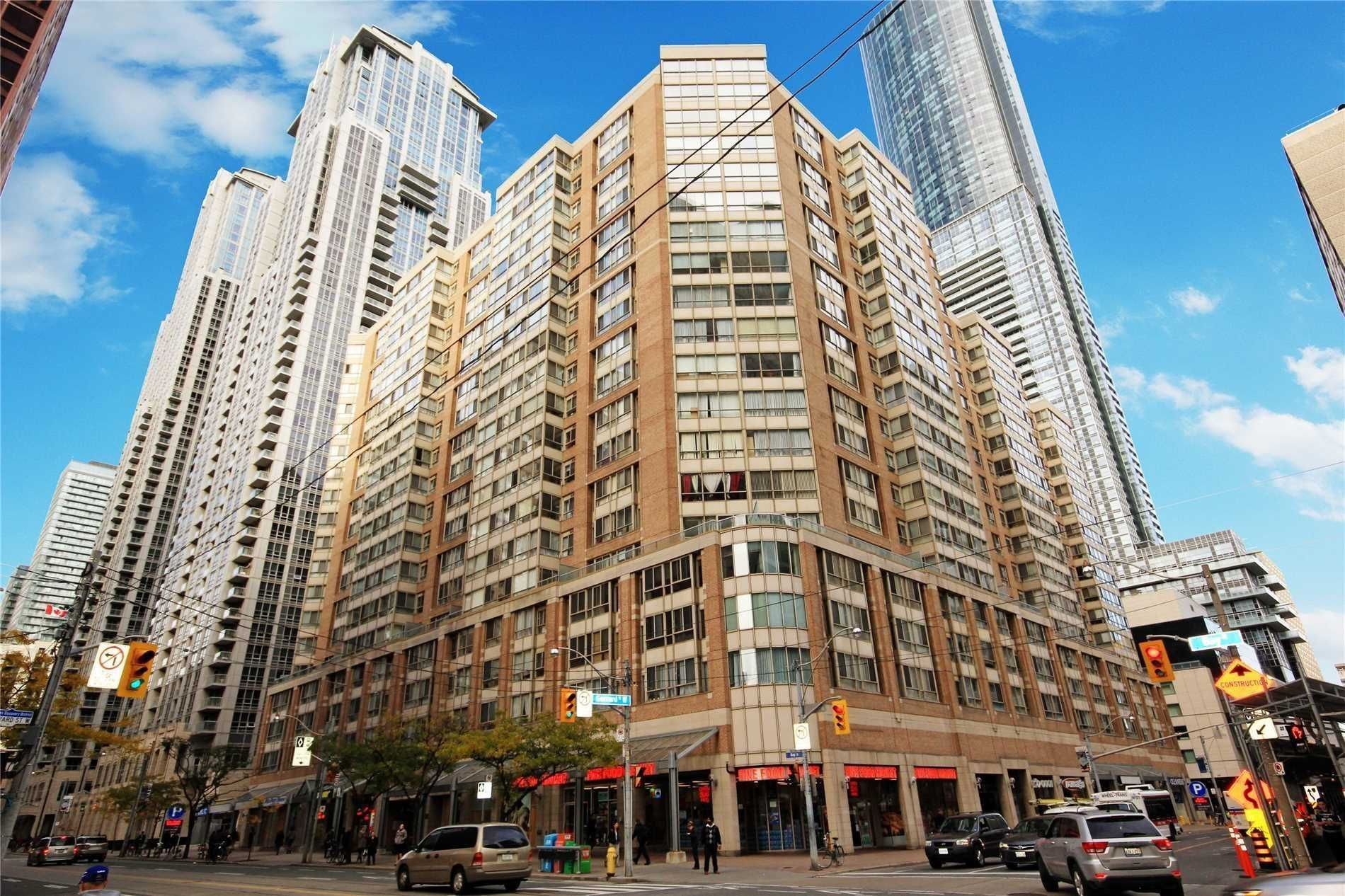 717 Bay St, unit Ph02 for rent in Toronto - image #1